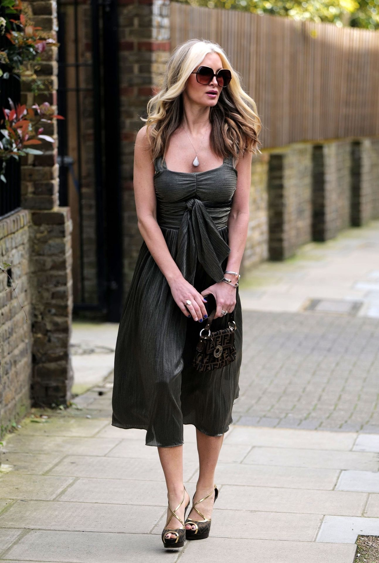 Caprice Bourret Steps Out Looking Glamorous In London 0029