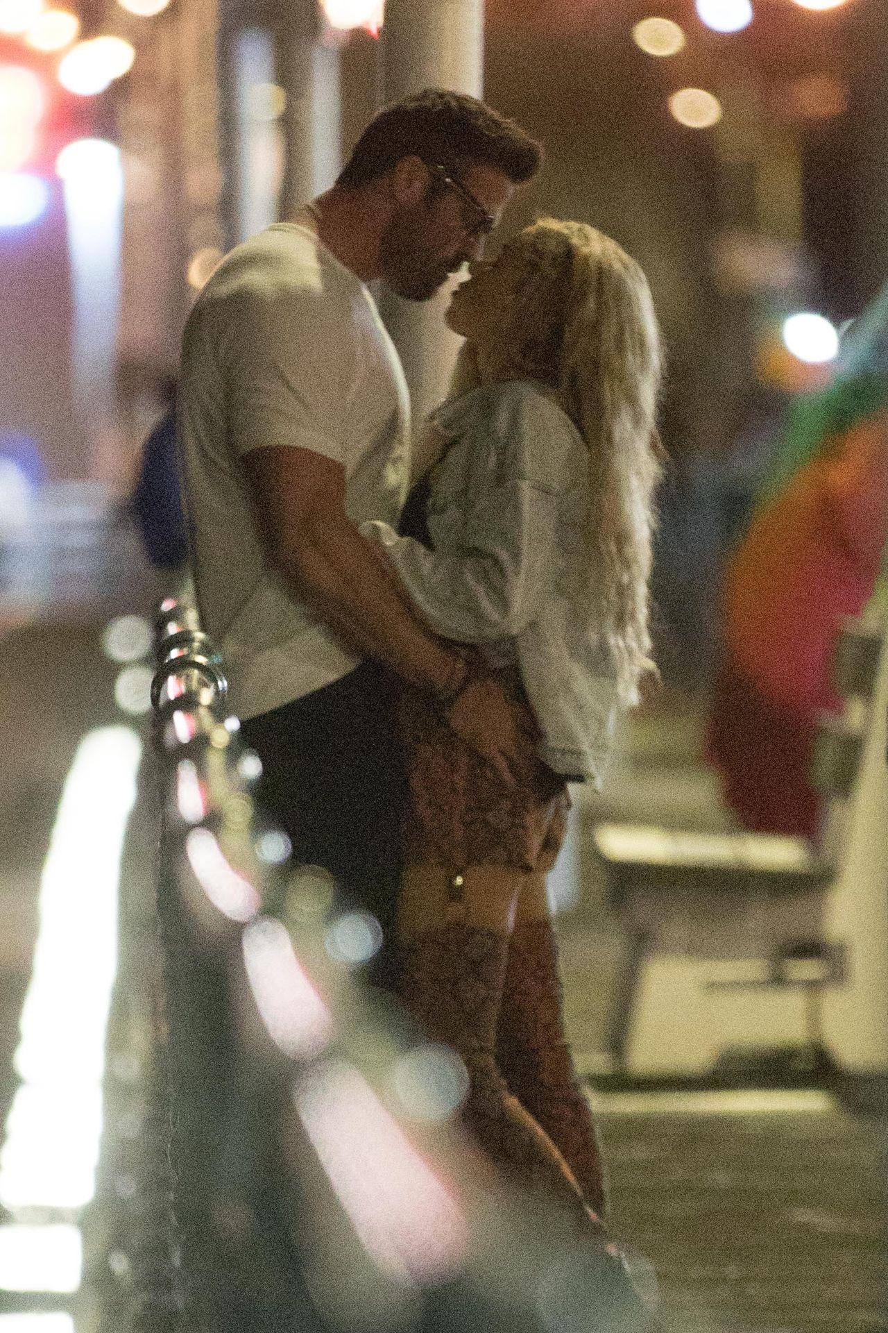 Chad Johnson & Annalise Mishler Are Seen On A Low Key Date At The Santa Monica Pier 0002