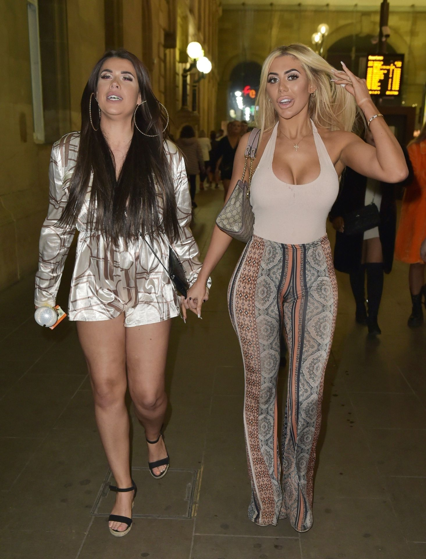 Chloe Ferry Hits The Toon With Her Mum 0019