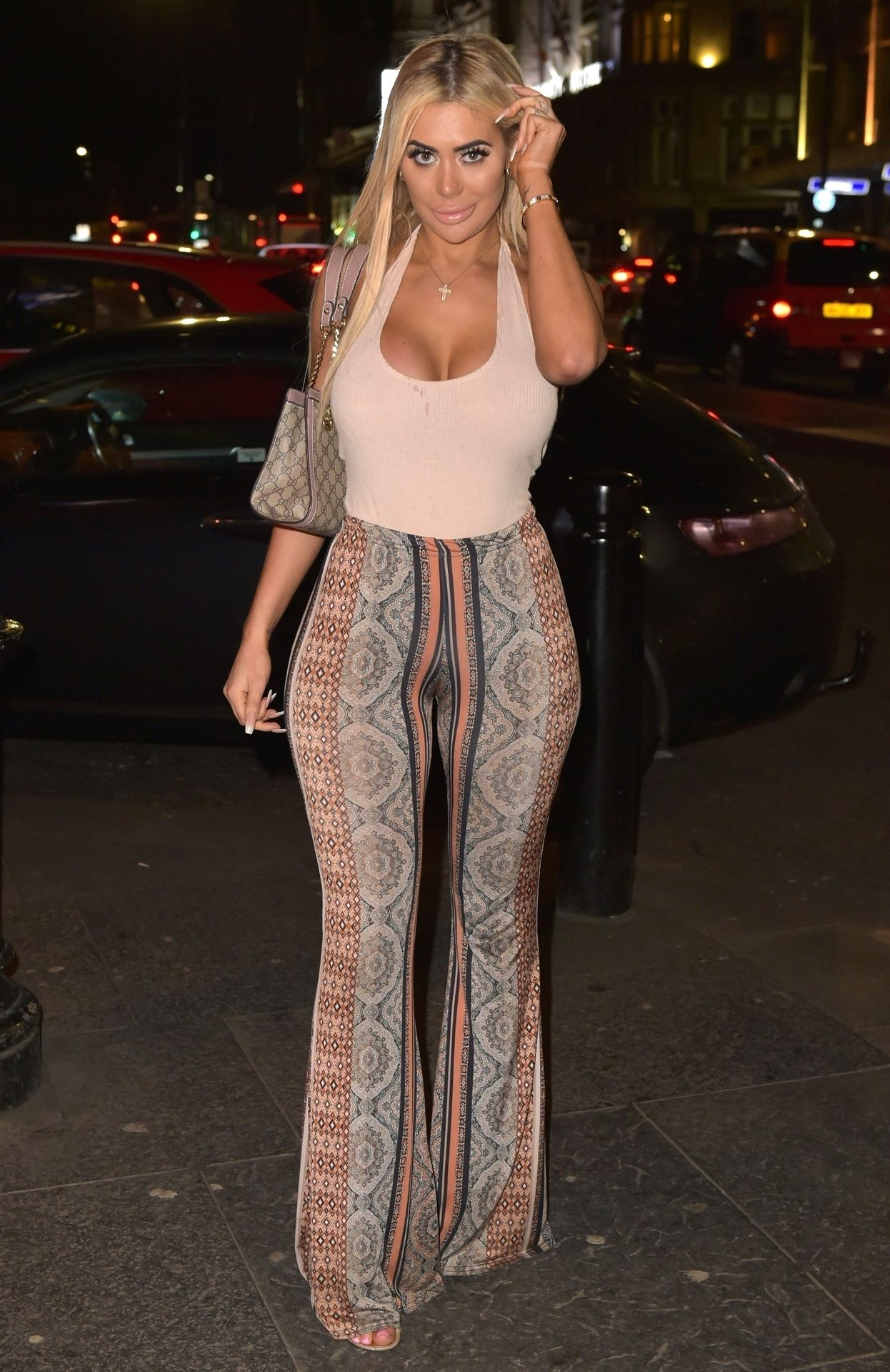 Chloe Ferry Hits The Toon With Her Mum 0034