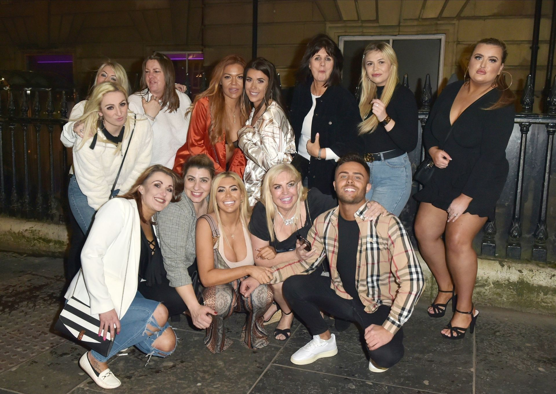 Chloe Ferry Hits The Toon With Her Mum 0057