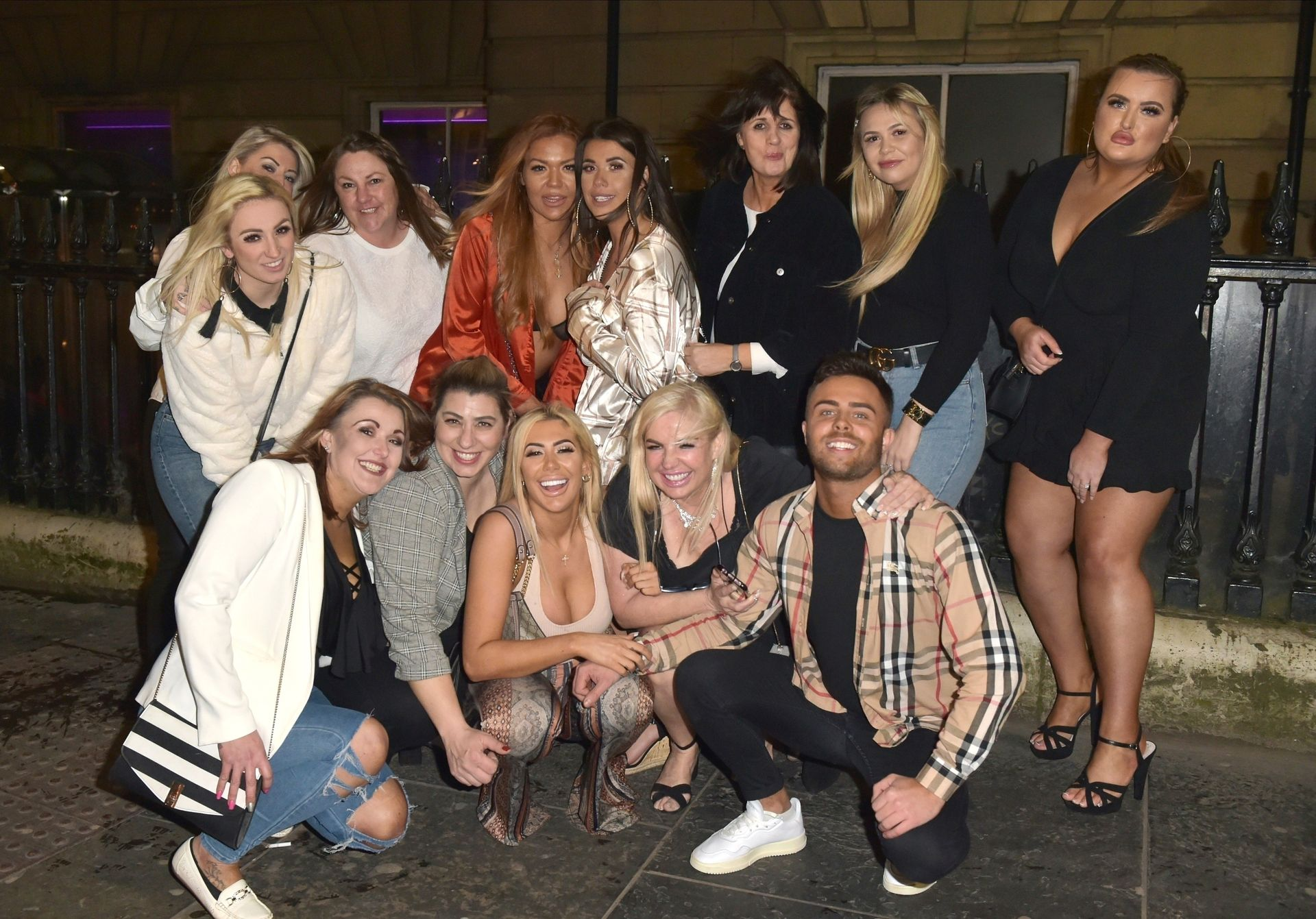 Chloe Ferry Hits The Toon With Her Mum 0058