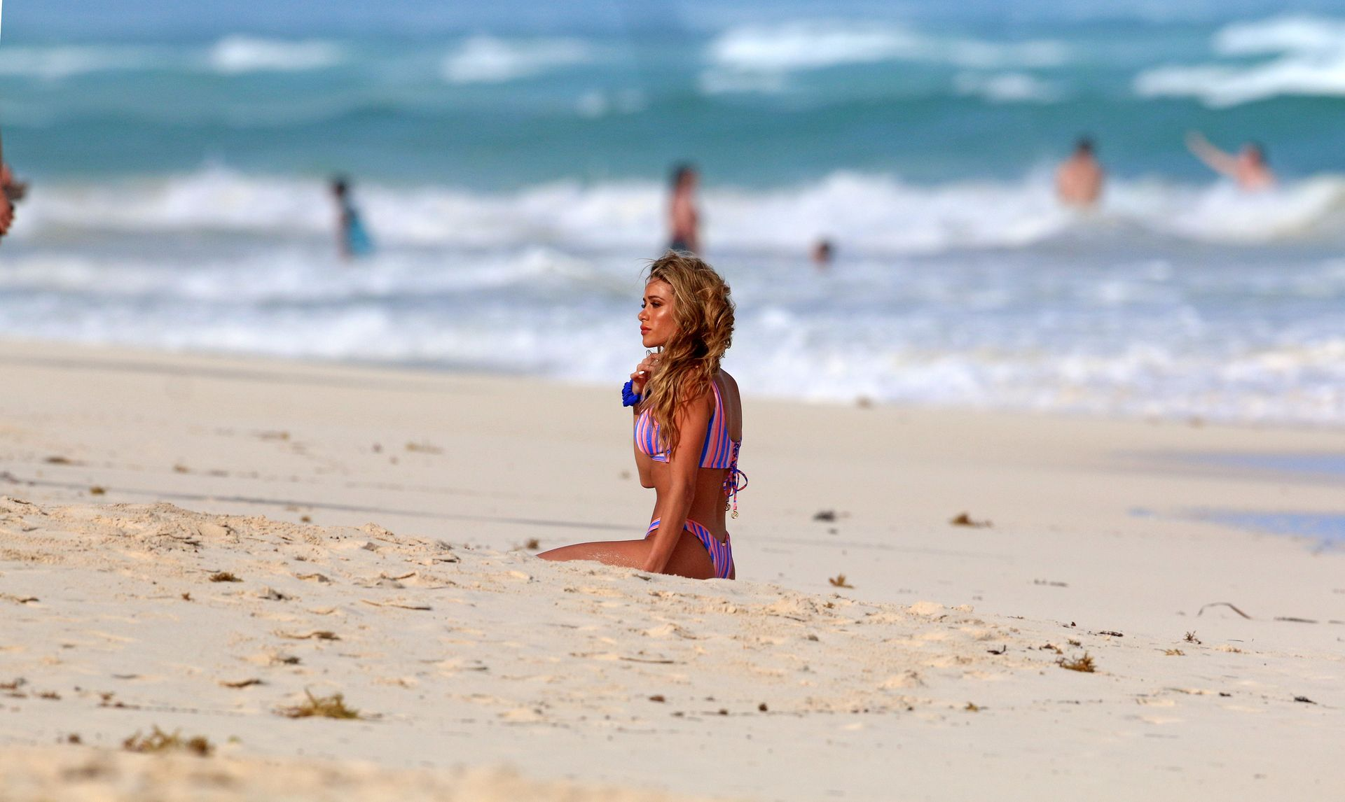 Cindy Prado Shows Off Her Fantastic Body While Doing A Photoshoot In Cancun 0002