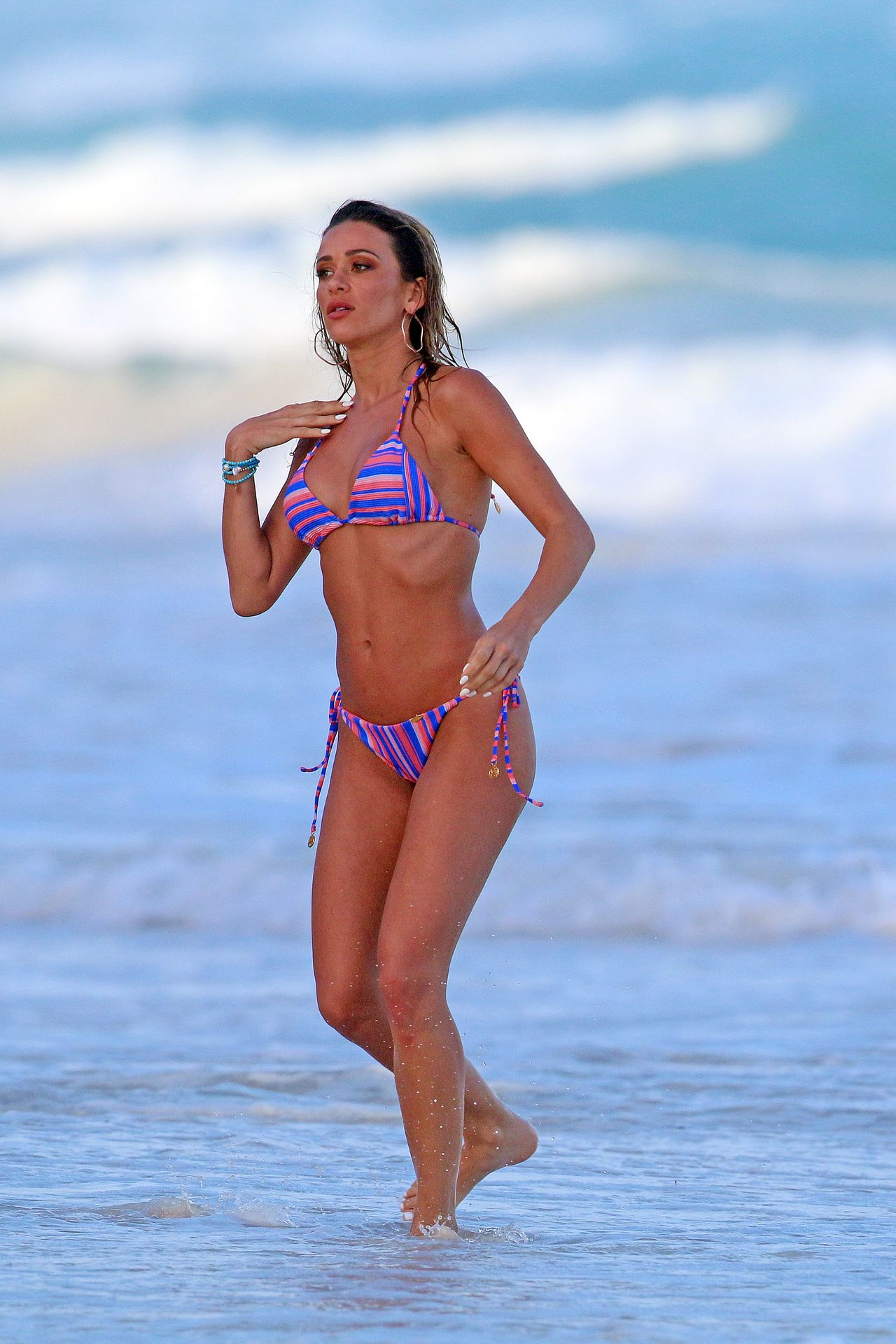 Cindy Prado Shows Off Her Fantastic Body While Doing A Photoshoot In Cancun 0025
