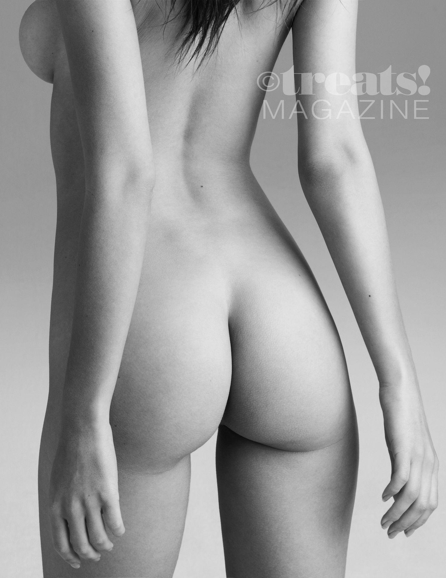Emily Ratajkowski Nude – Treats! Outtakes 0002