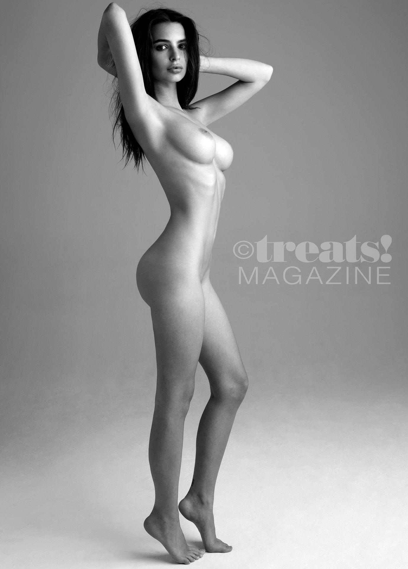 Emily Ratajkowski Nude – Treats! Outtakes 0010