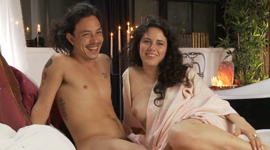 Ersties.com Sexual Fantasy Series Episode 3 Sofia's Virgin Fantasy