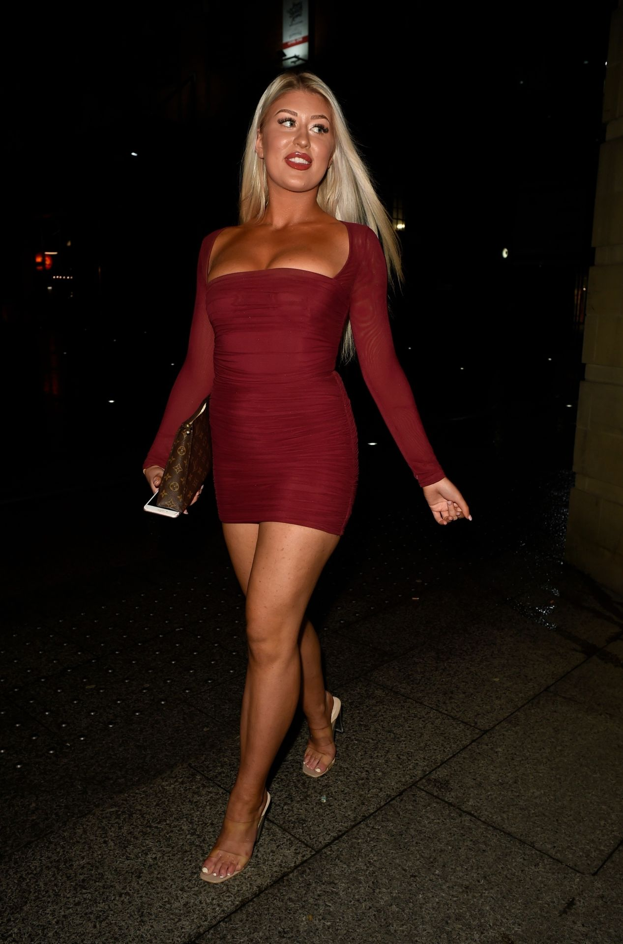 Eve Gale Is Heading To China Whites In Manchester 0006