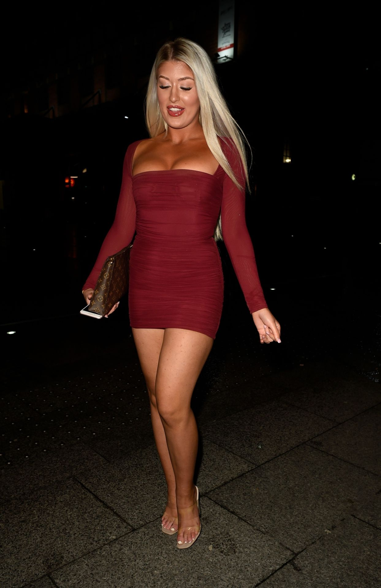 Eve Gale Is Heading To China Whites In Manchester 0007