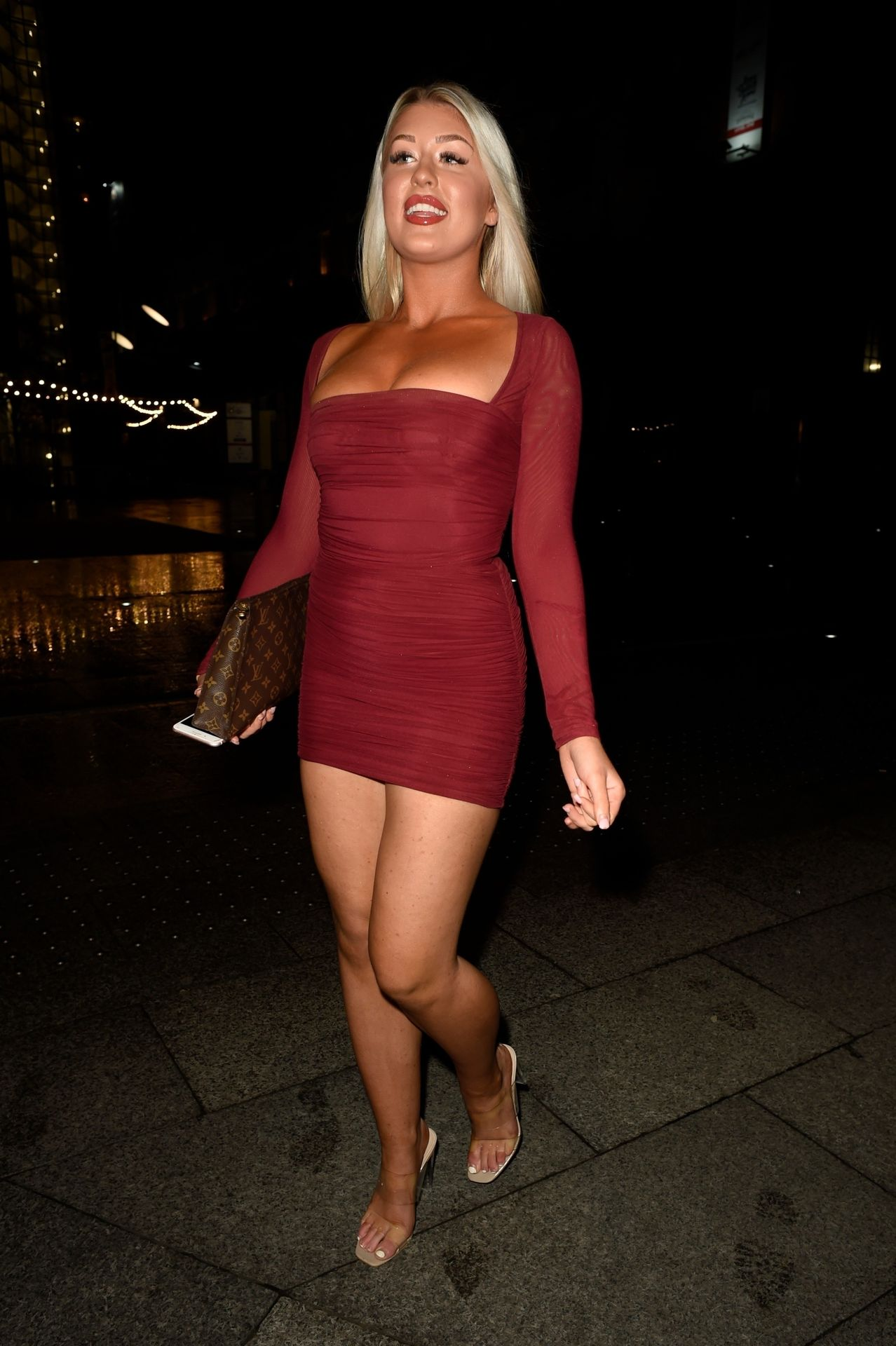 Eve Gale Is Heading To China Whites In Manchester 0009