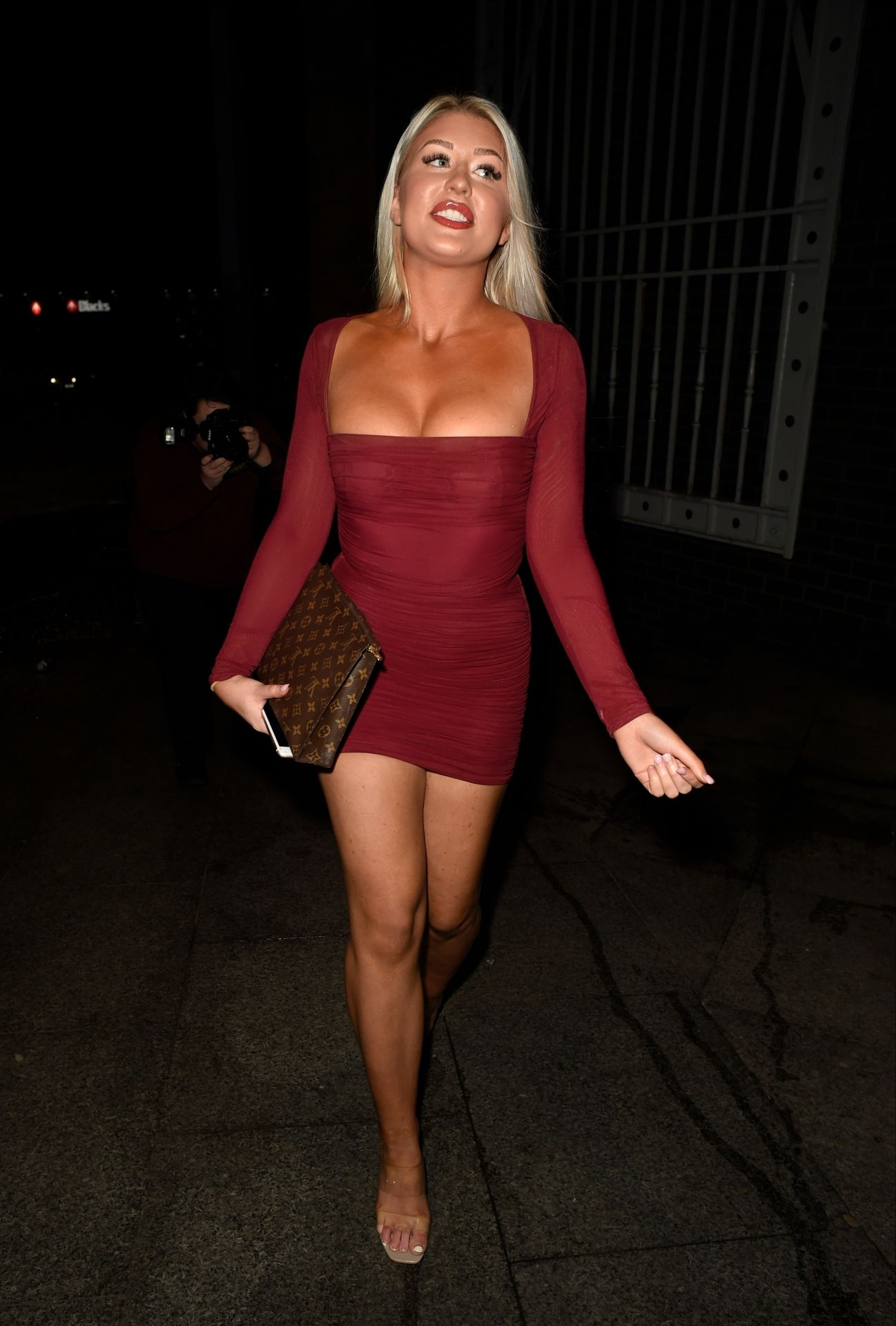 Eve Gale Is Heading To China Whites In Manchester 0015