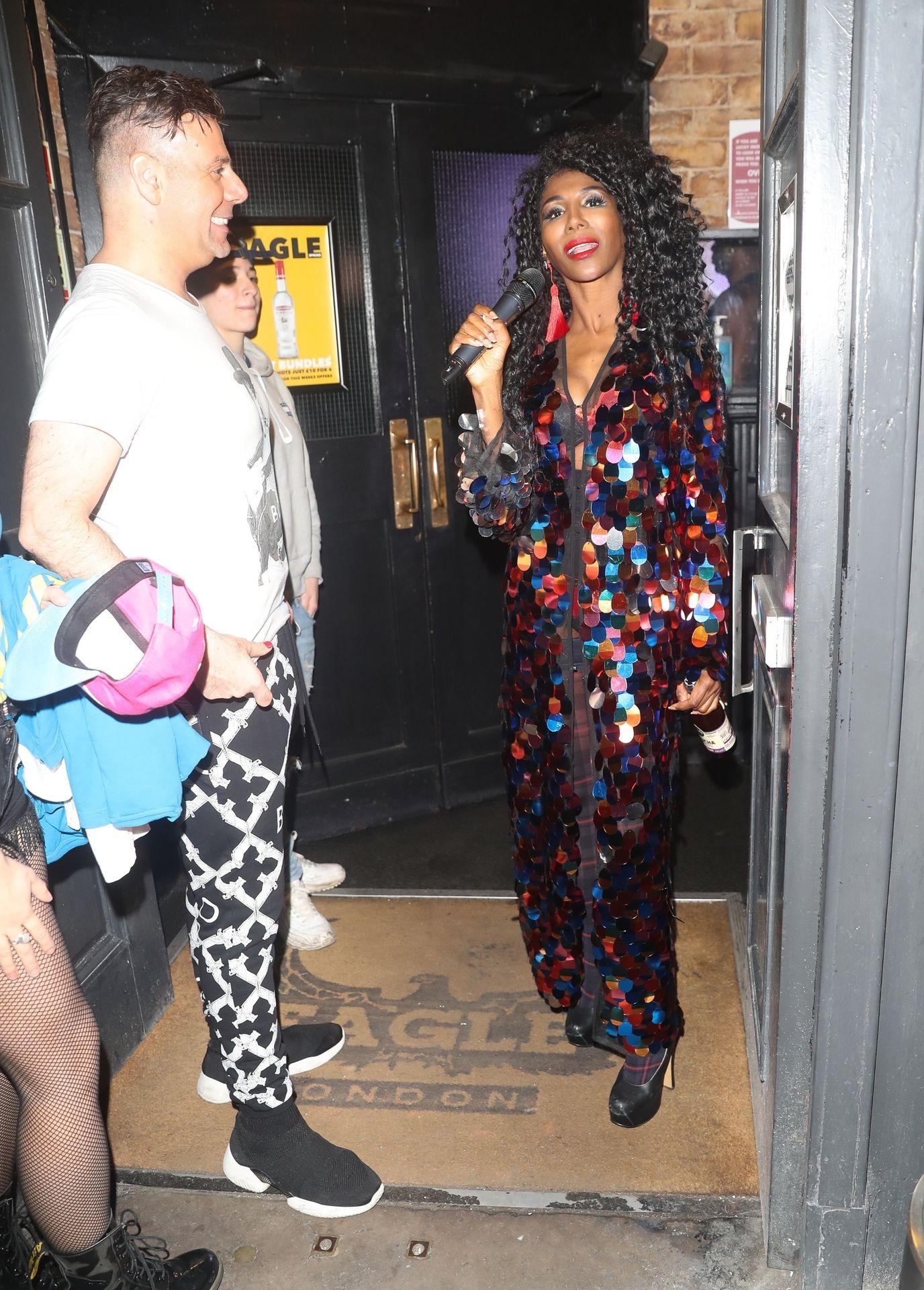 Sinitta Performs In London 0006