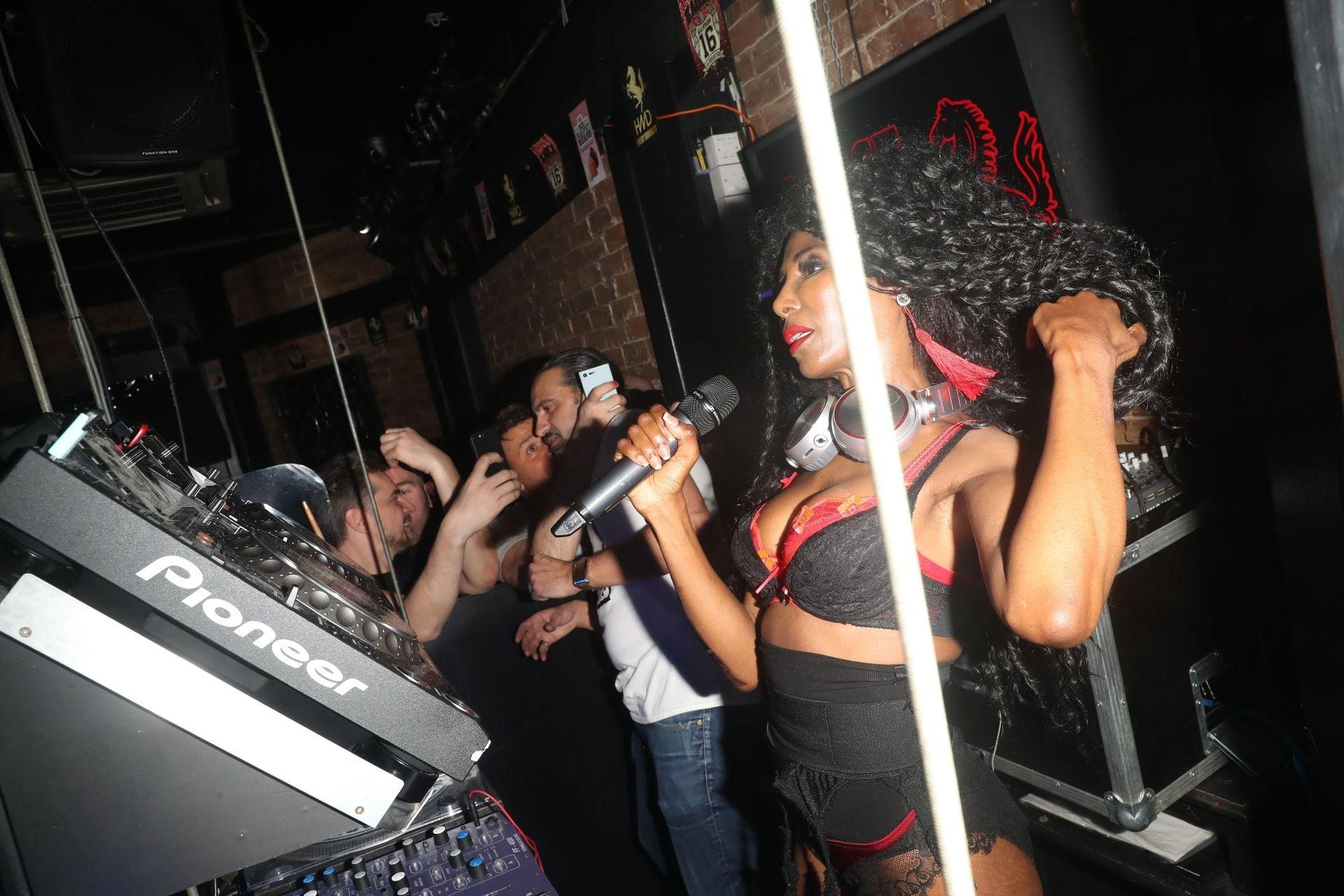Sinitta Performs In London 0018