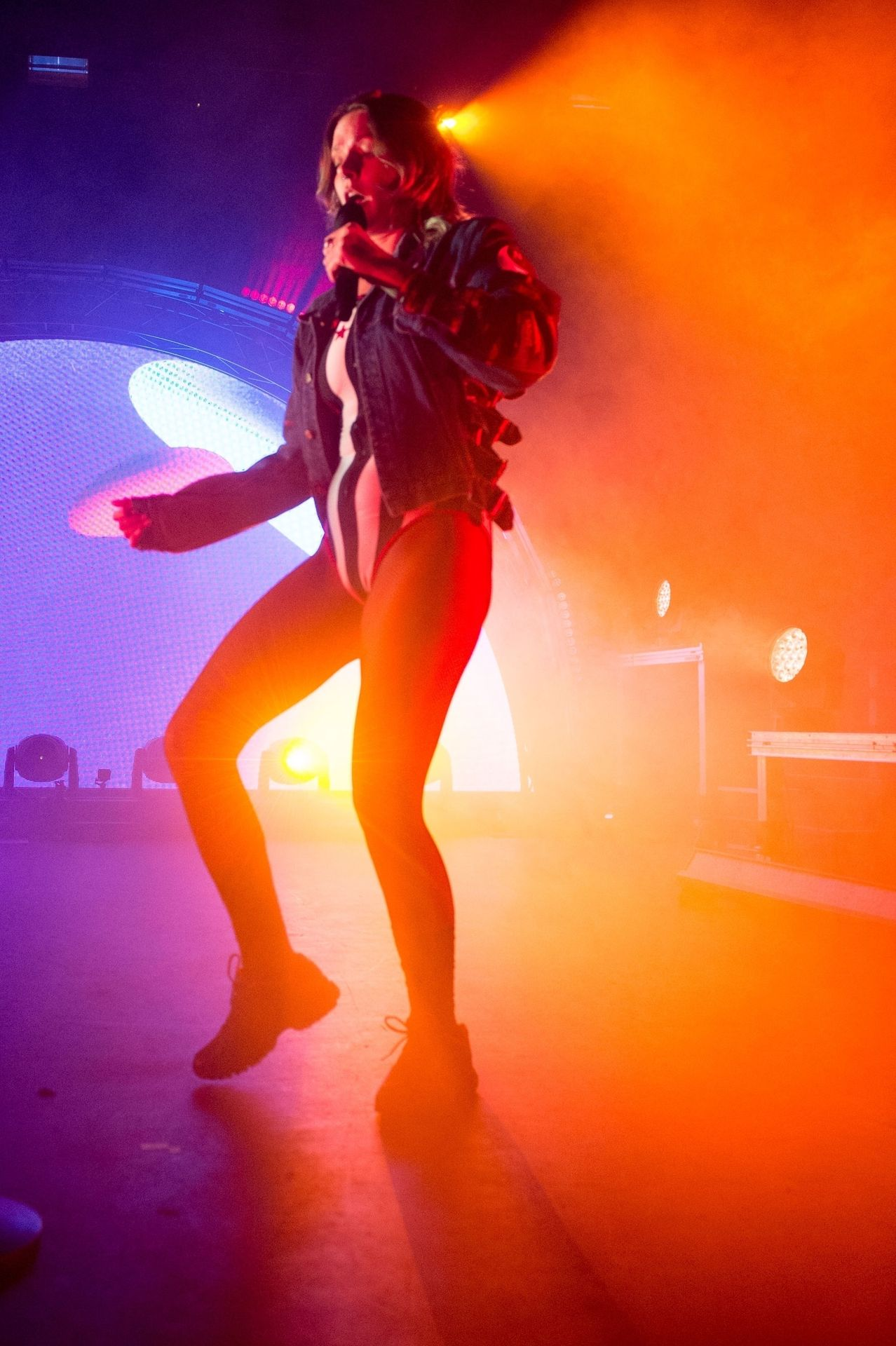 Tove Lo Is In Concert Performing Live At O2 Forum Kentish Town In London 0001
