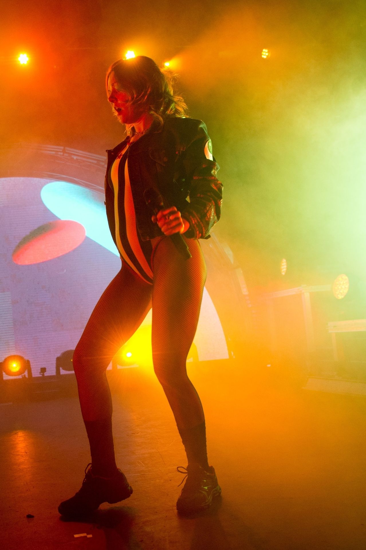 Tove Lo Is In Concert Performing Live At O2 Forum Kentish Town In London 0002