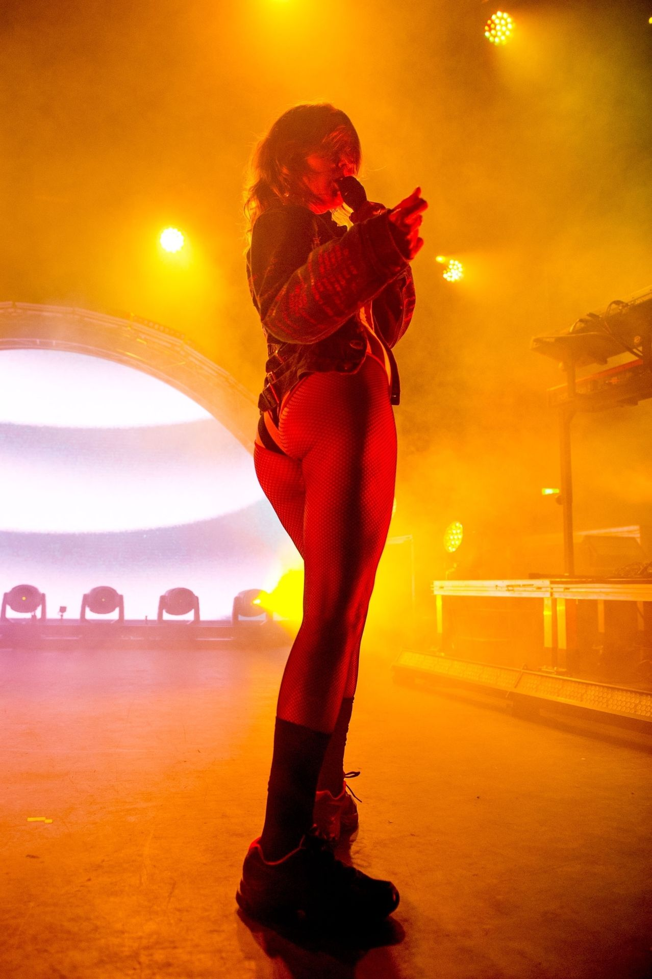 Tove Lo Is In Concert Performing Live At O2 Forum Kentish Town In London 0003