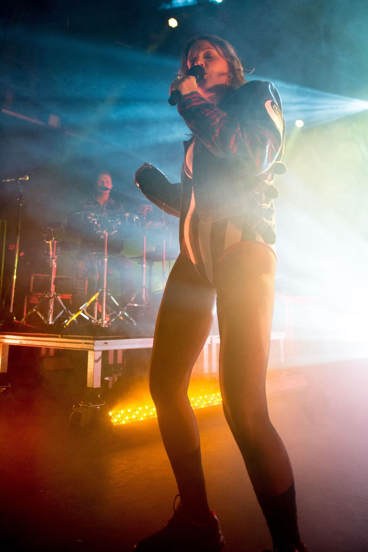 Tove Lo Is In Concert Performing Live At O2 Forum Kentish Town In London 0005