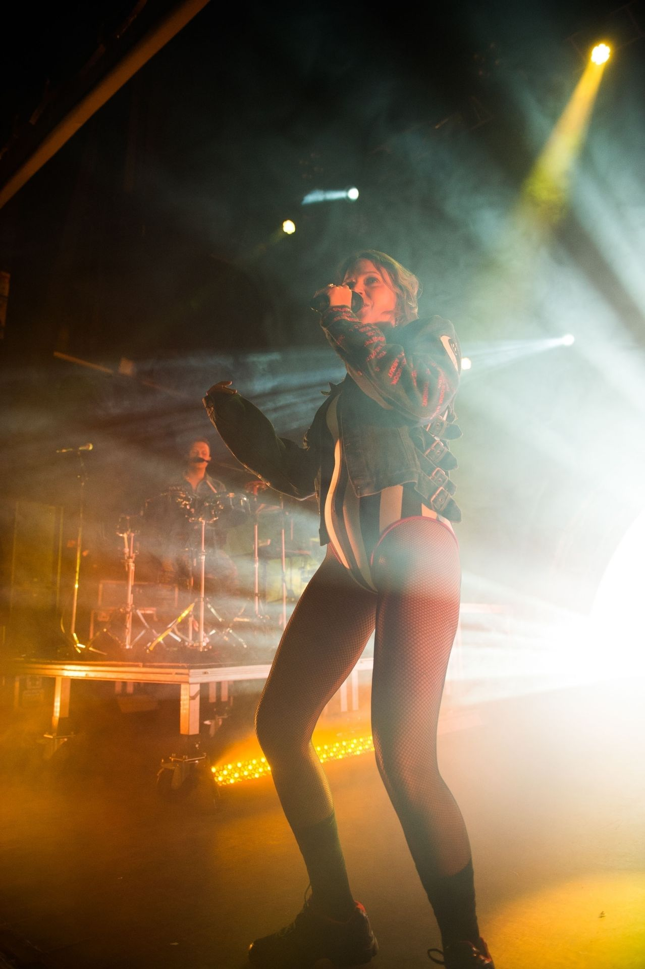 Tove Lo Is In Concert Performing Live At O2 Forum Kentish Town In London 0006