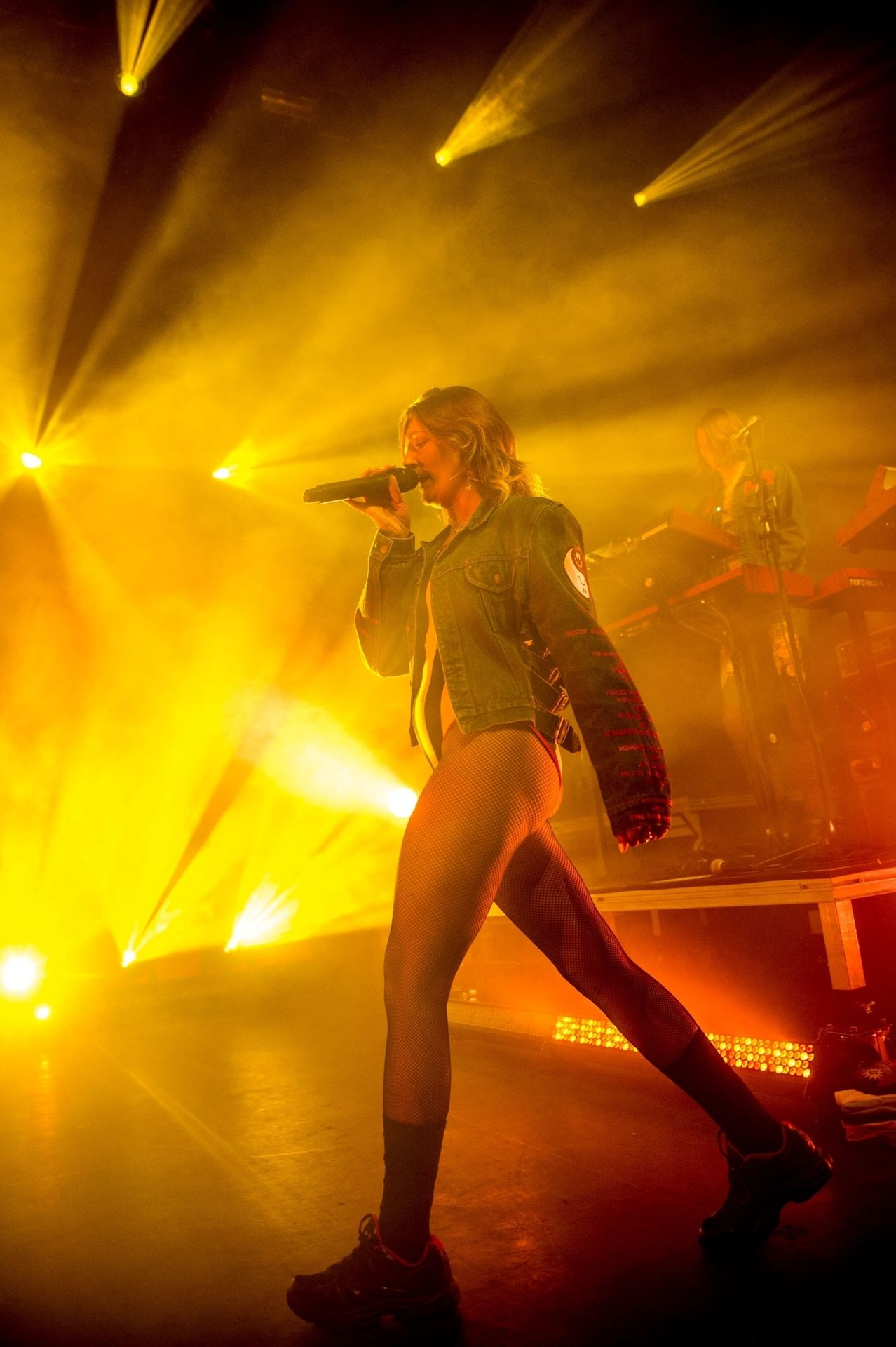 Tove Lo Is In Concert Performing Live At O2 Forum Kentish Town In London 0007