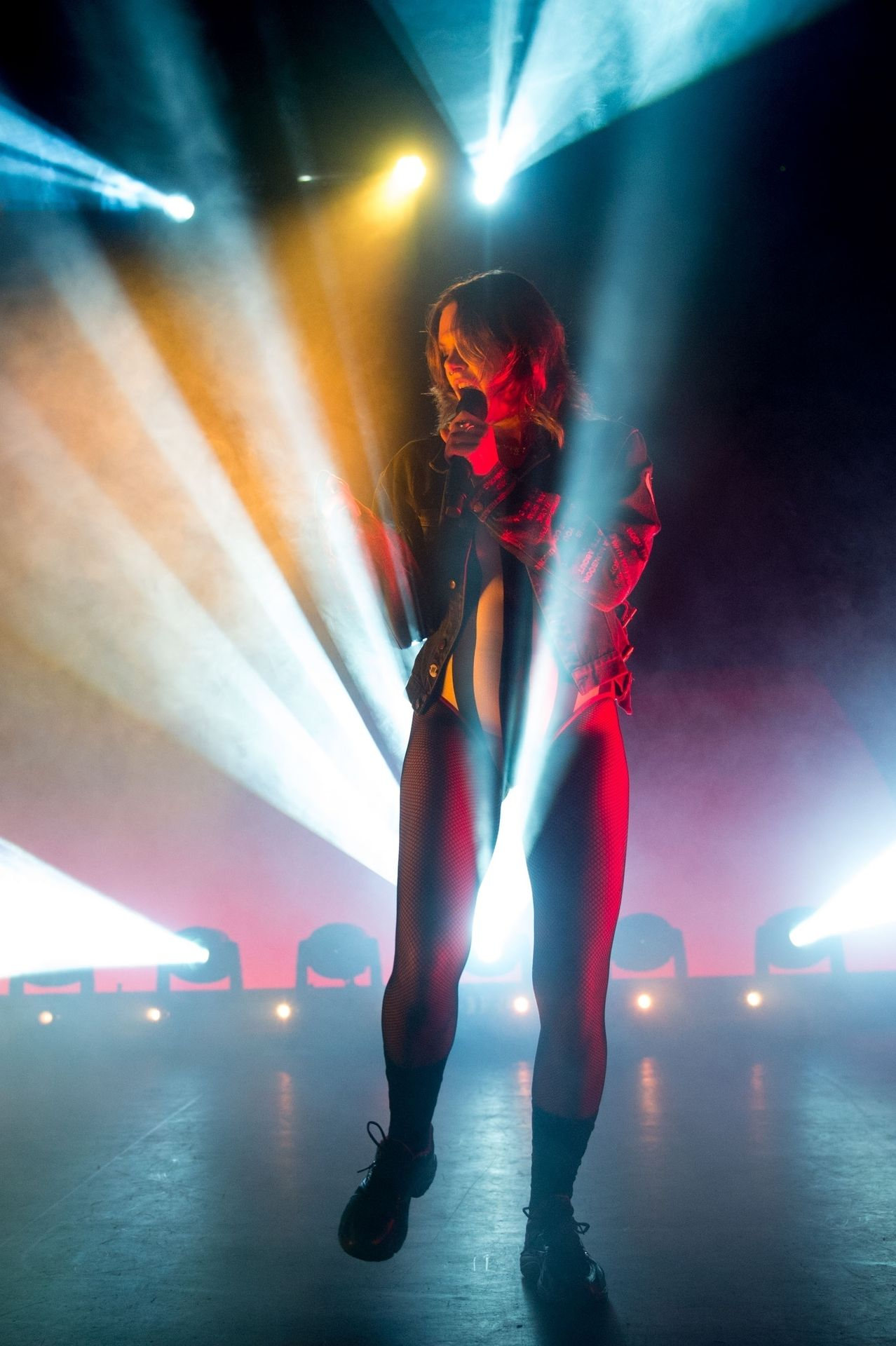 Tove Lo Is In Concert Performing Live At O2 Forum Kentish Town In London 0009