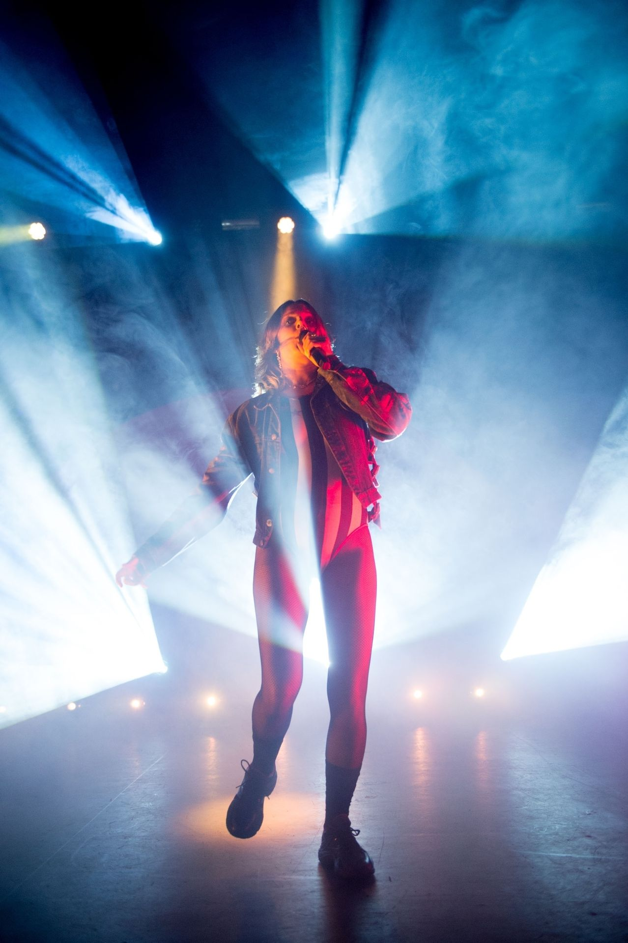 Tove Lo Is In Concert Performing Live At O2 Forum Kentish Town In London 0010