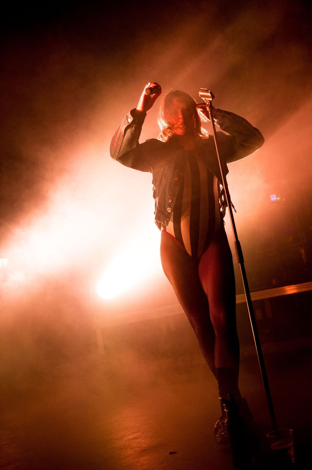 Tove Lo Is In Concert Performing Live At O2 Forum Kentish Town In London 0011