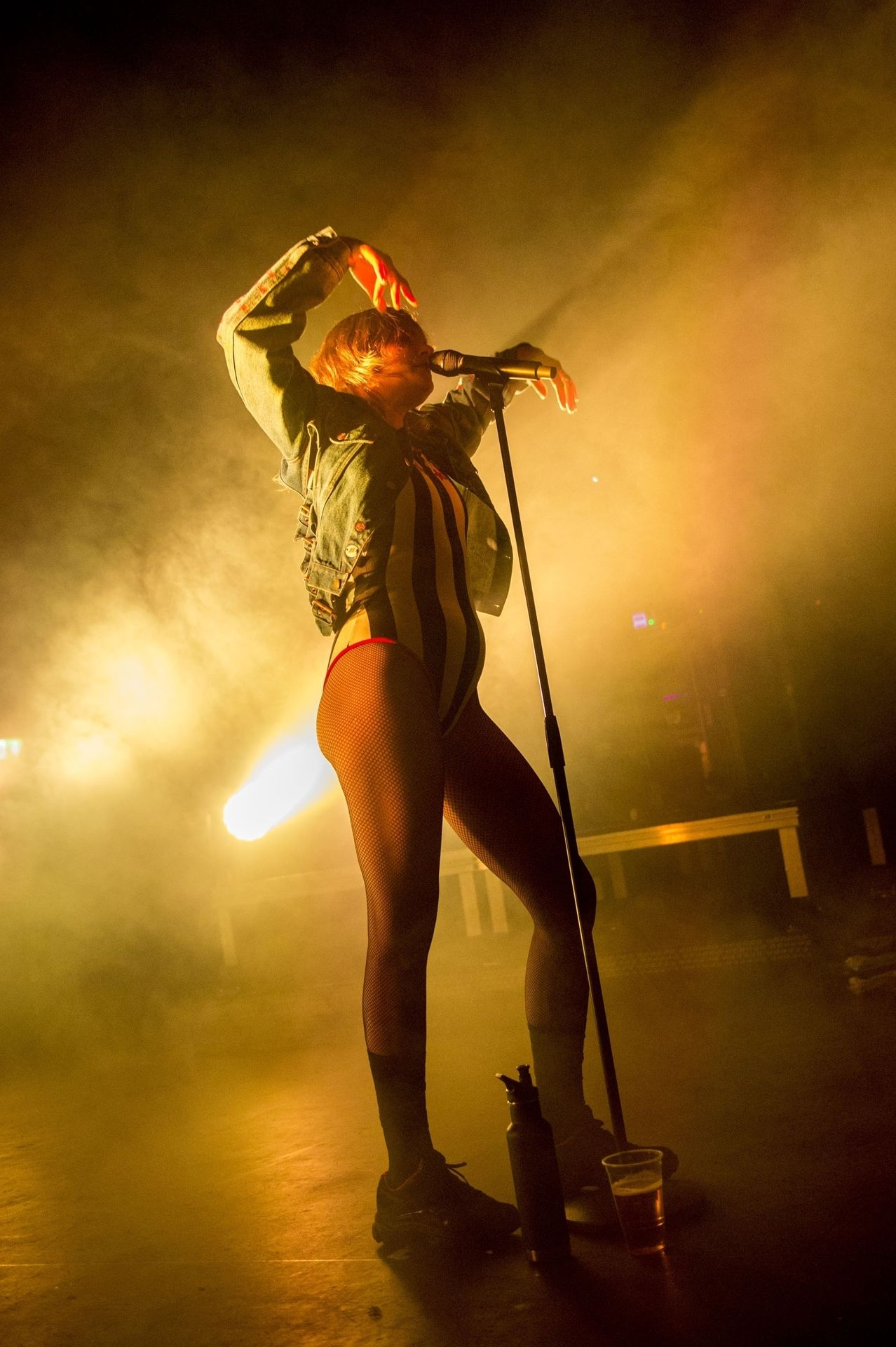 Tove Lo Is In Concert Performing Live At O2 Forum Kentish Town In London 0012