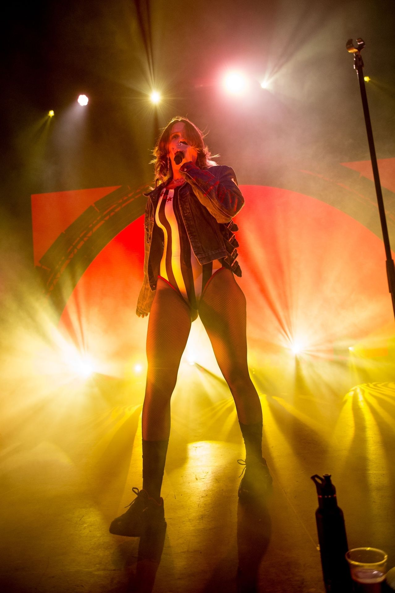Tove Lo Is In Concert Performing Live At O2 Forum Kentish Town In London 0013