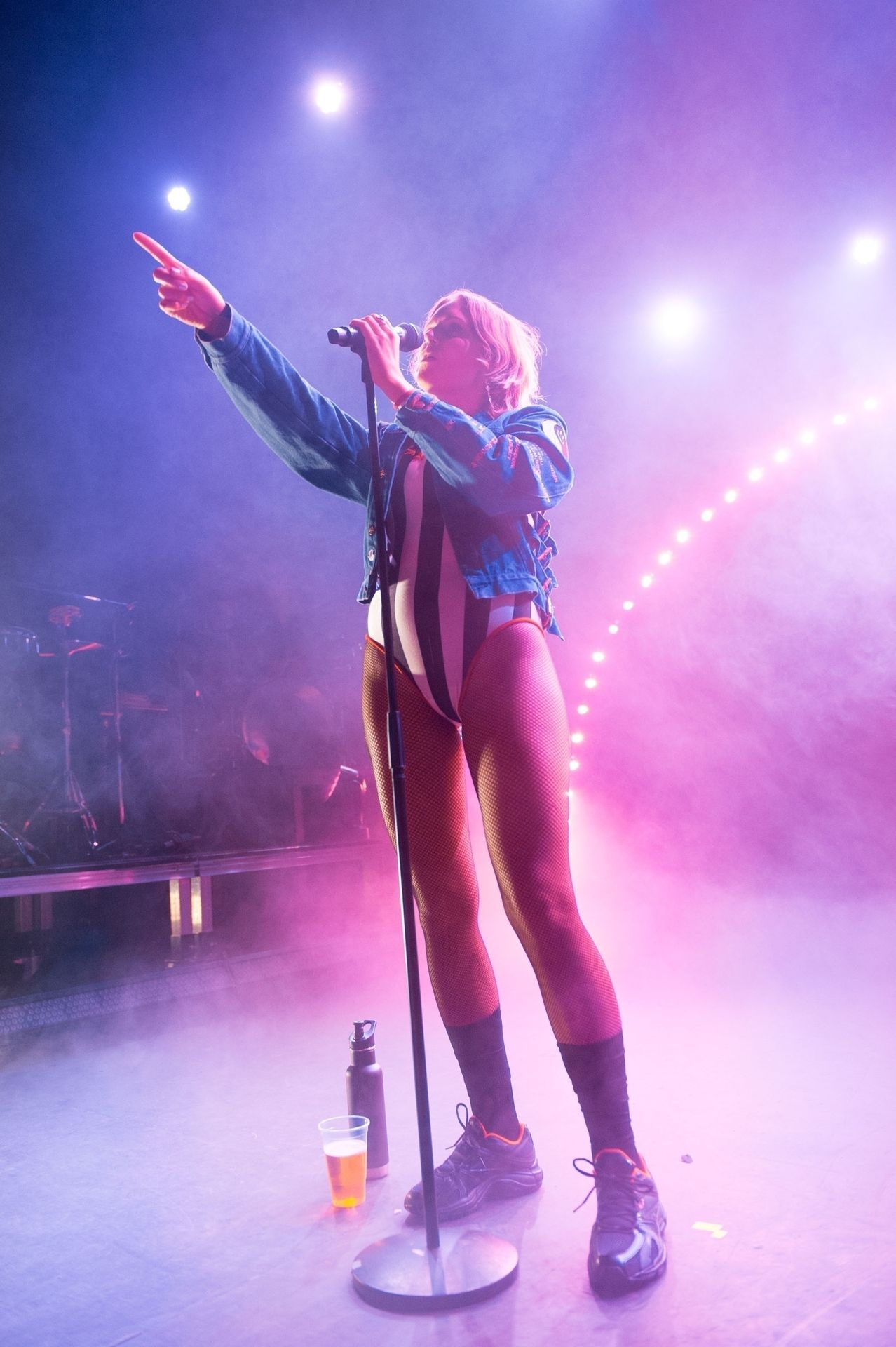 Tove Lo Is In Concert Performing Live At O2 Forum Kentish Town In London 0014