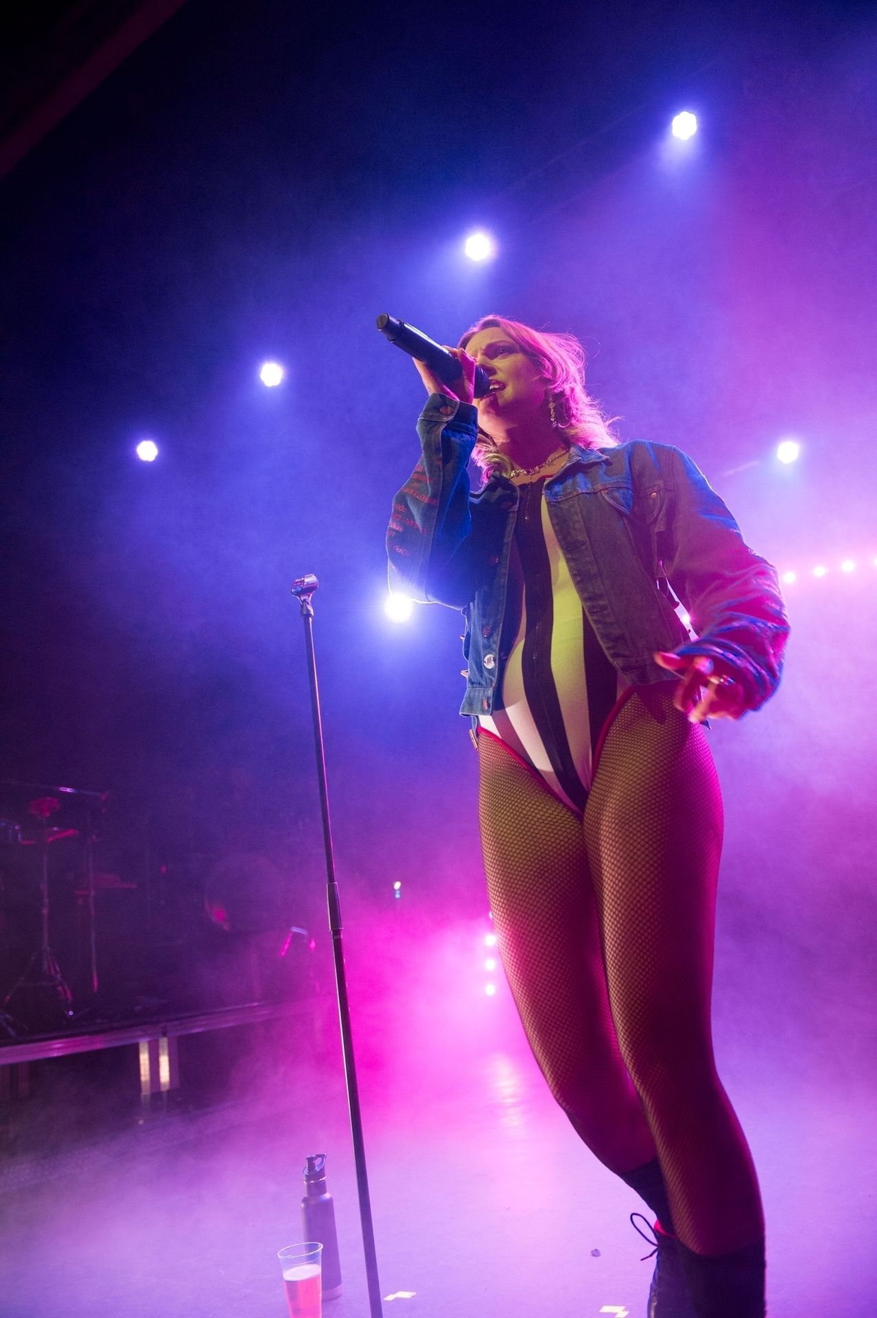 Tove Lo Is In Concert Performing Live At O2 Forum Kentish Town In London 0016