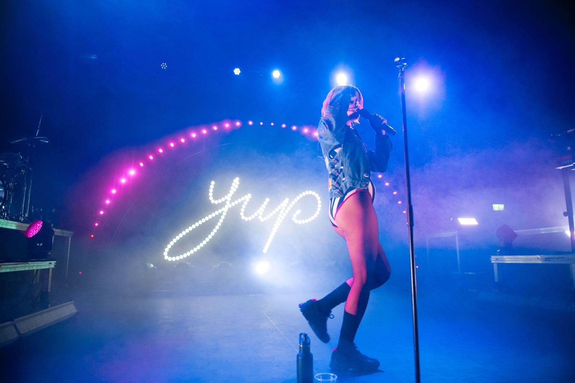 Tove Lo Is In Concert Performing Live At O2 Forum Kentish Town In London 0025