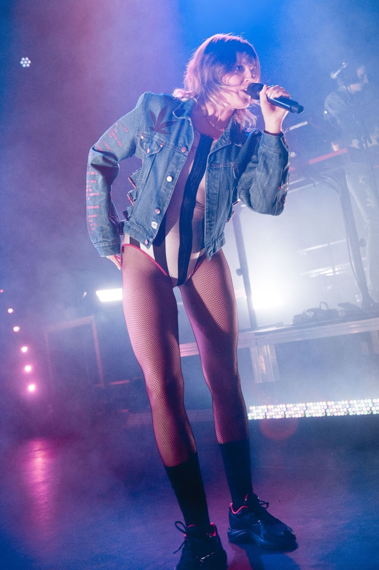 Tove Lo Is In Concert Performing Live At O2 Forum Kentish Town In London 0026