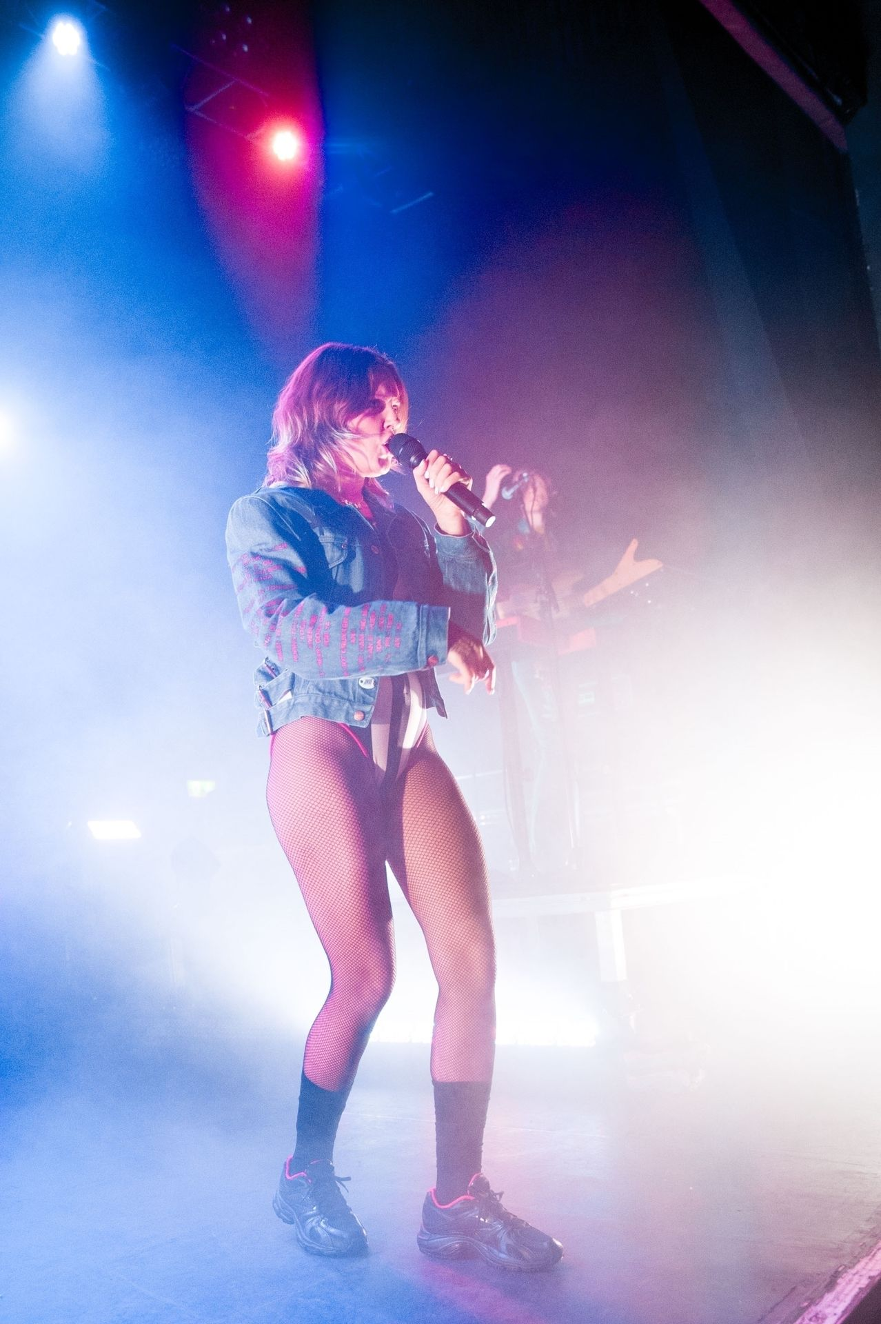 Tove Lo Is In Concert Performing Live At O2 Forum Kentish Town In London 0028
