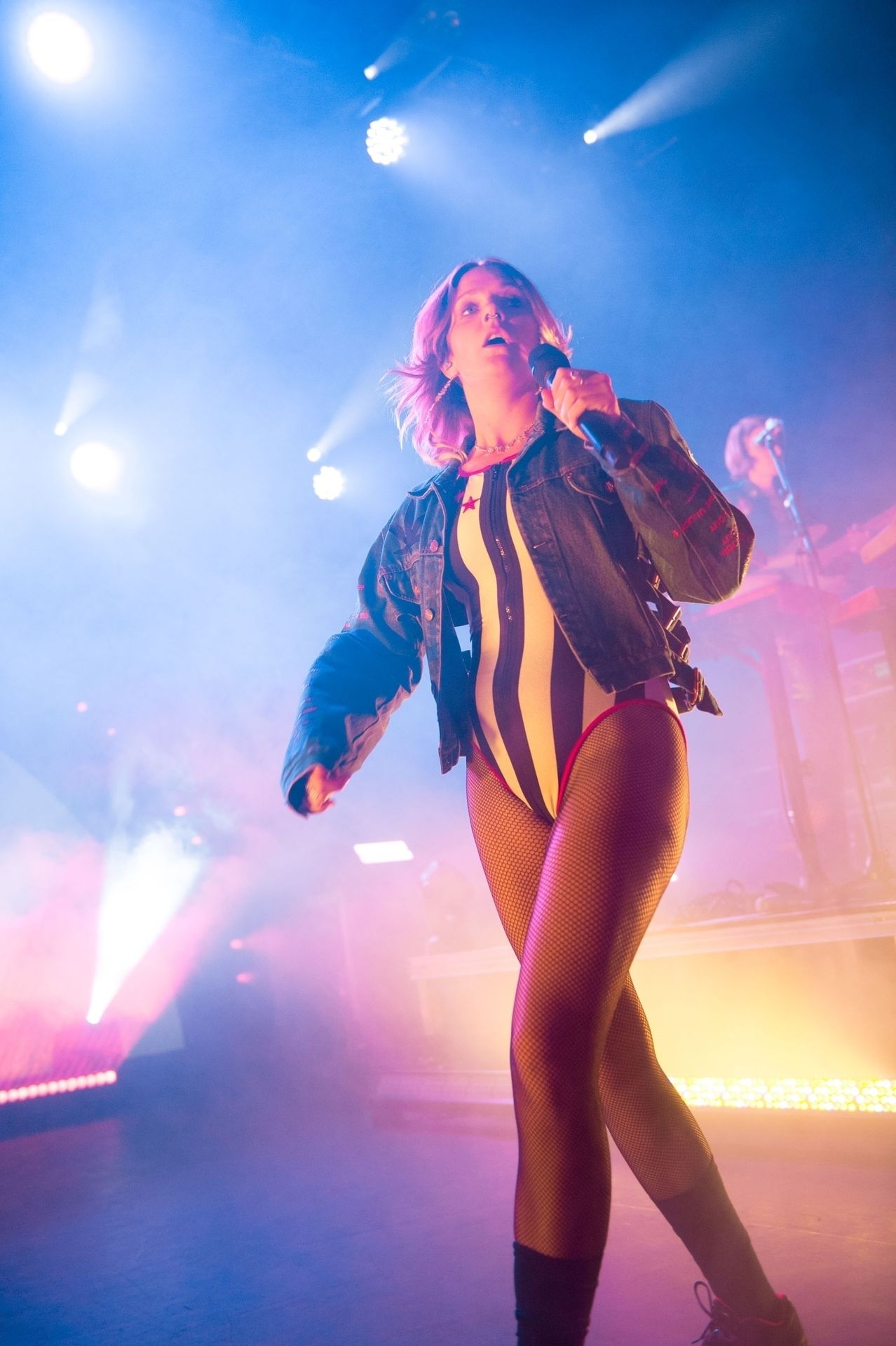 Tove Lo Is In Concert Performing Live At O2 Forum Kentish Town In London 0032