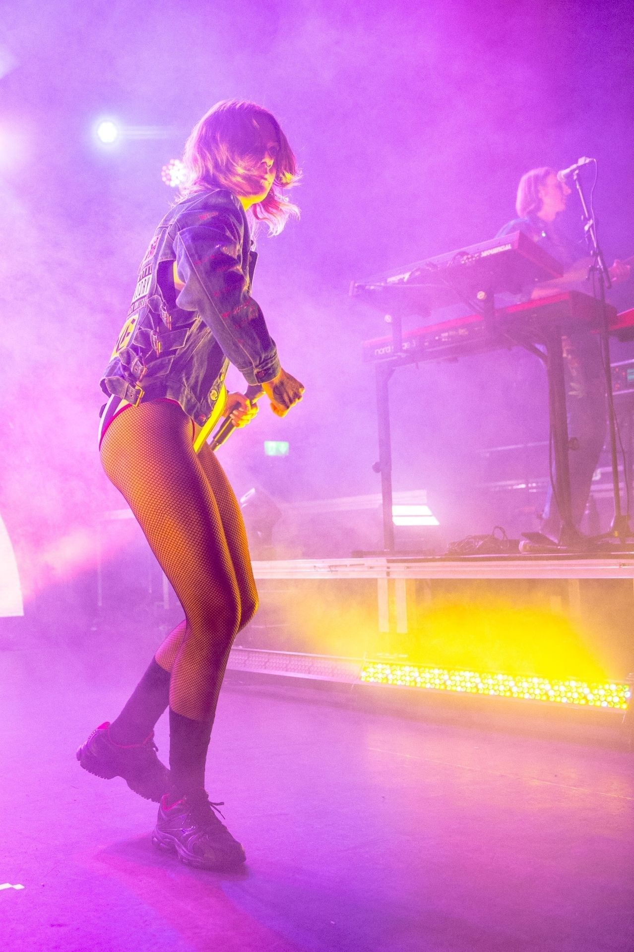 Tove Lo Is In Concert Performing Live At O2 Forum Kentish Town In London 0035