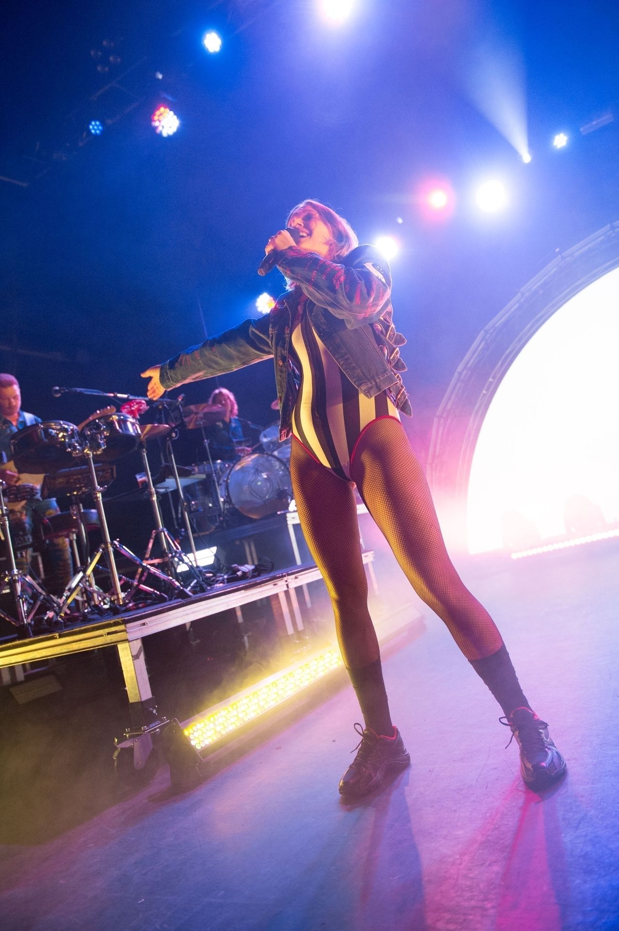 Tove Lo Is In Concert Performing Live At O2 Forum Kentish Town In London 0036