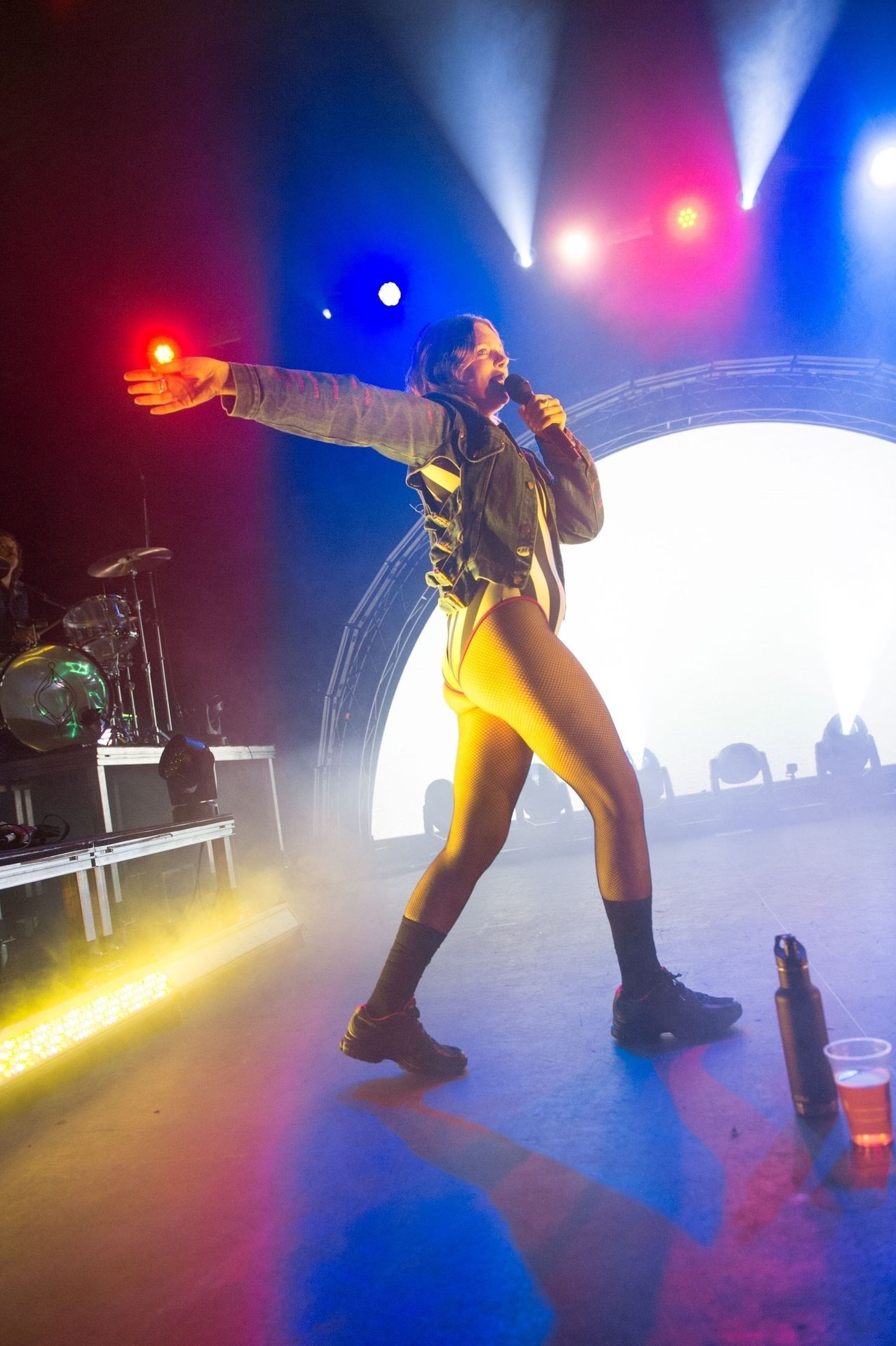 Tove Lo Is In Concert Performing Live At O2 Forum Kentish Town In London 0037
