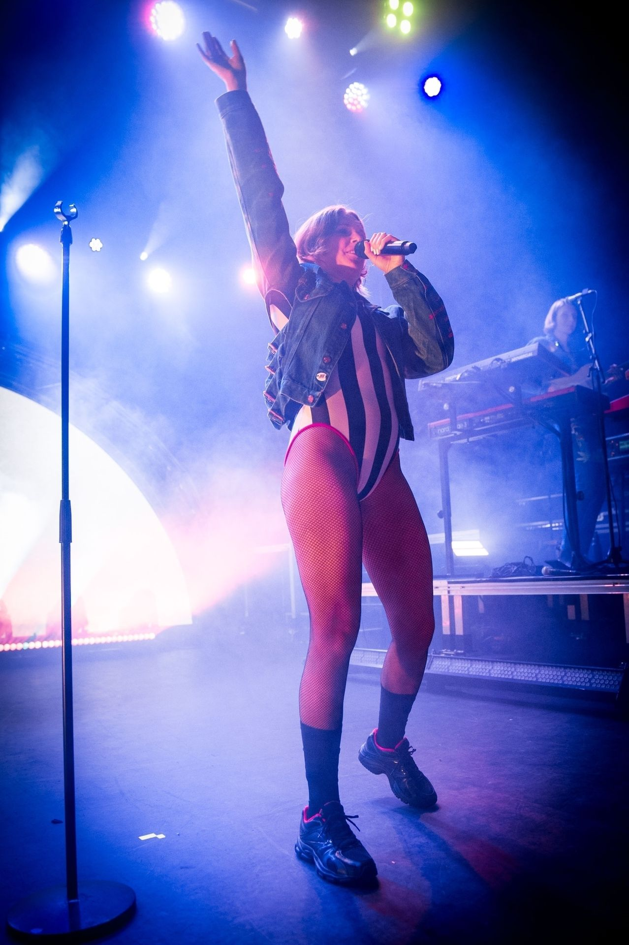 Tove Lo Is In Concert Performing Live At O2 Forum Kentish Town In London 0038