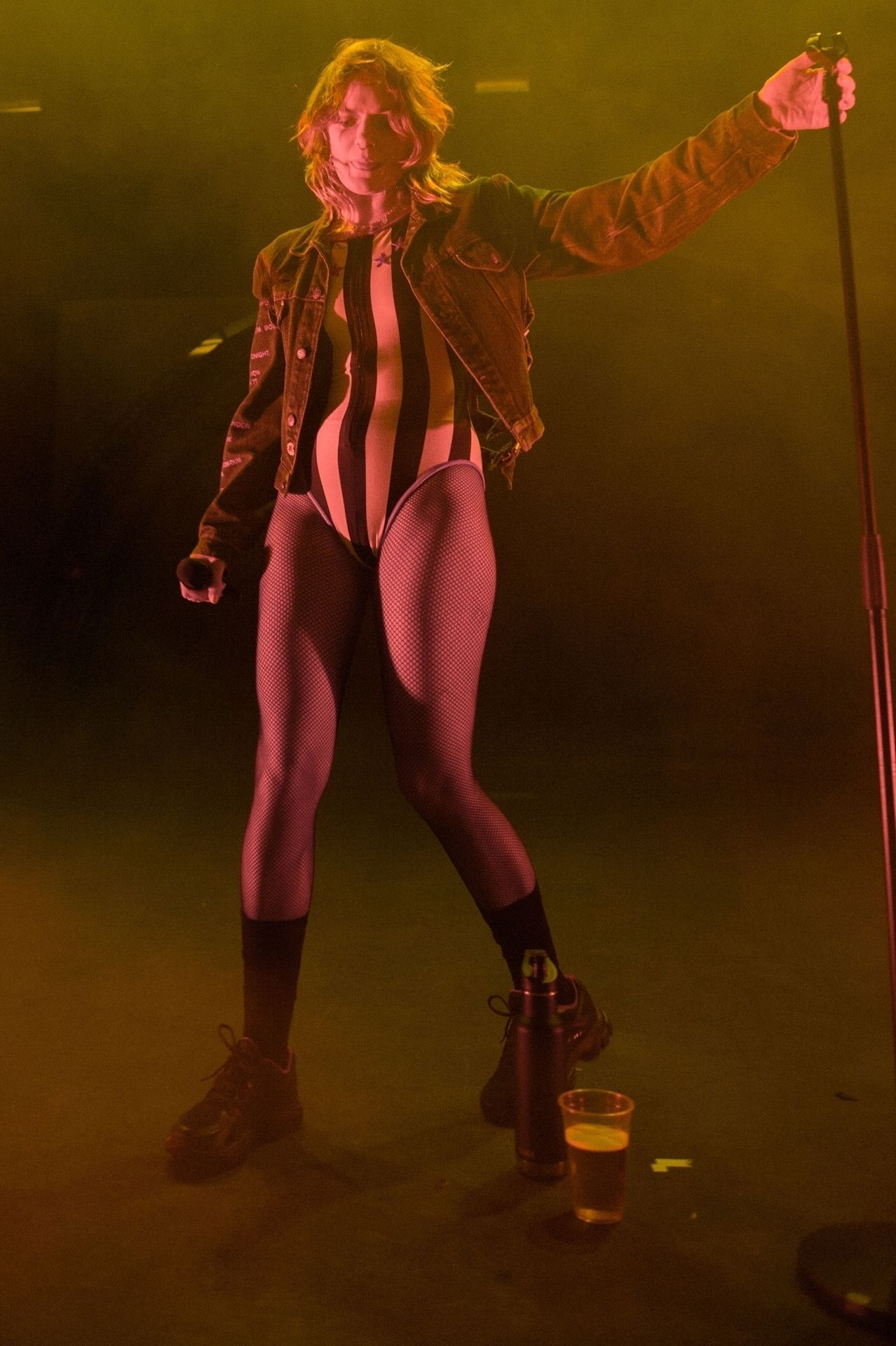 Tove Lo Is In Concert Performing Live At O2 Forum Kentish Town In London 0039