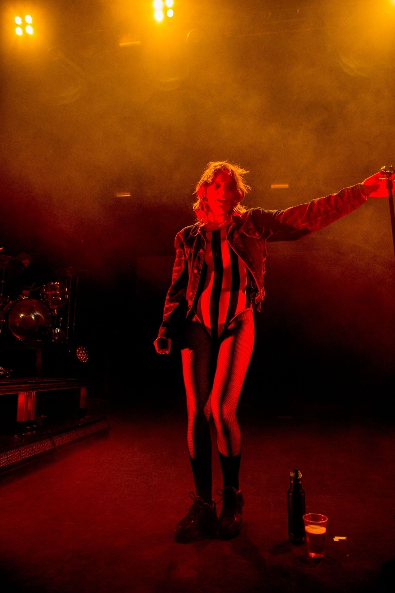 Tove Lo Is In Concert Performing Live At O2 Forum Kentish Town In London 0040