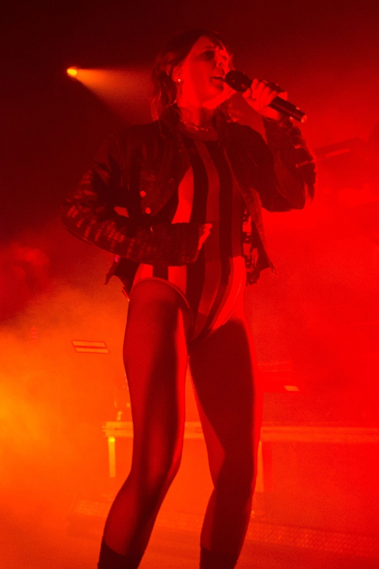 Tove Lo Is In Concert Performing Live At O2 Forum Kentish Town In London 0043