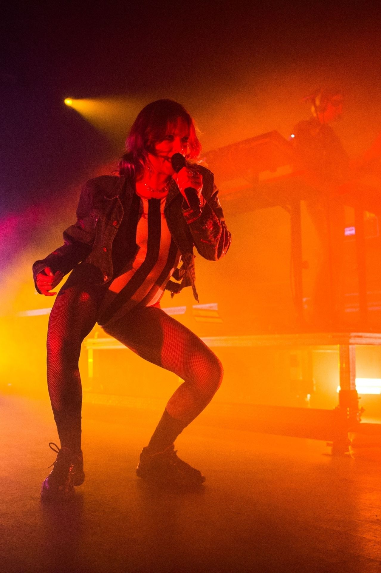 Tove Lo Is In Concert Performing Live At O2 Forum Kentish Town In London 0044