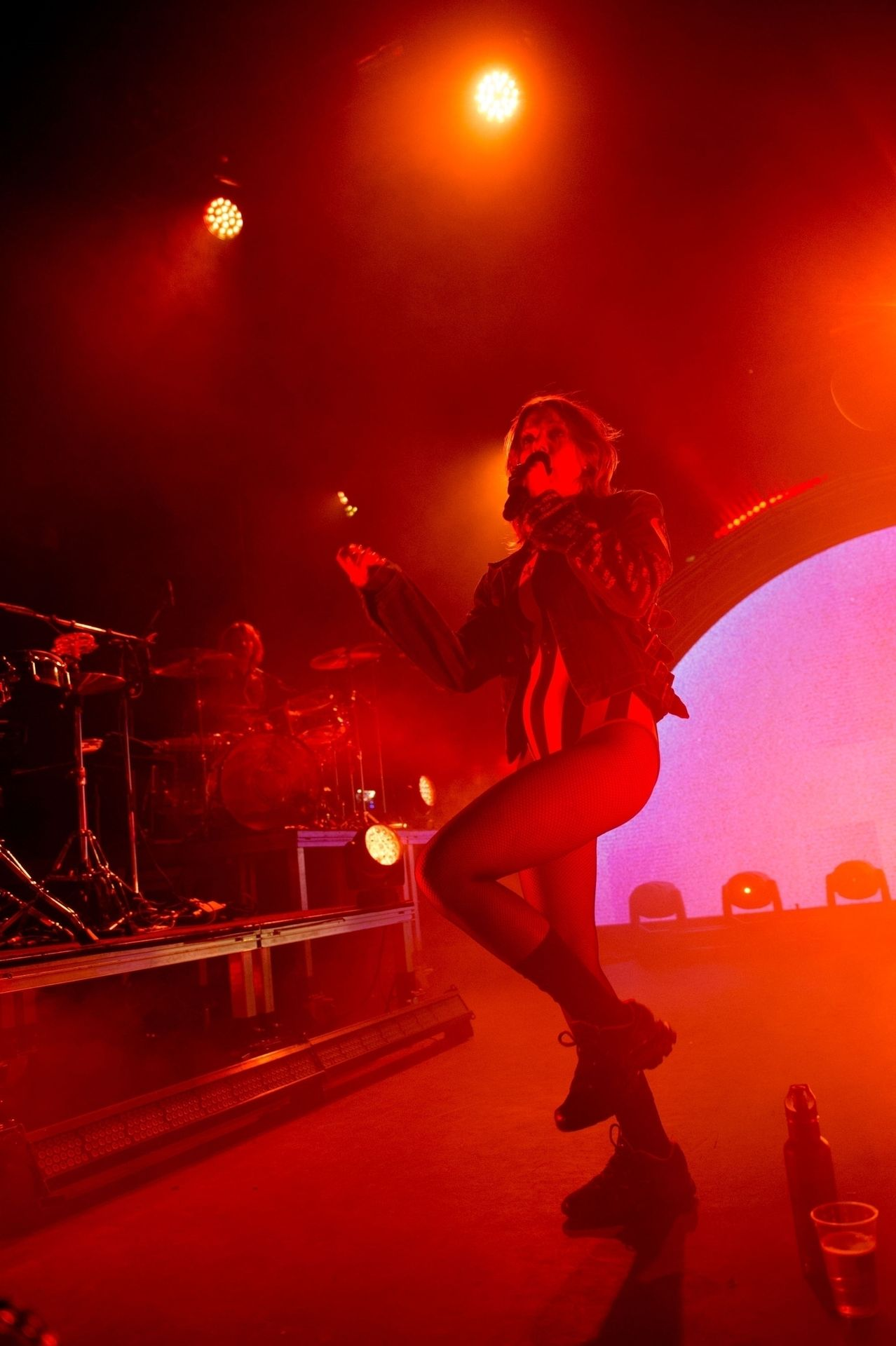 Tove Lo Is In Concert Performing Live At O2 Forum Kentish Town In London 0045