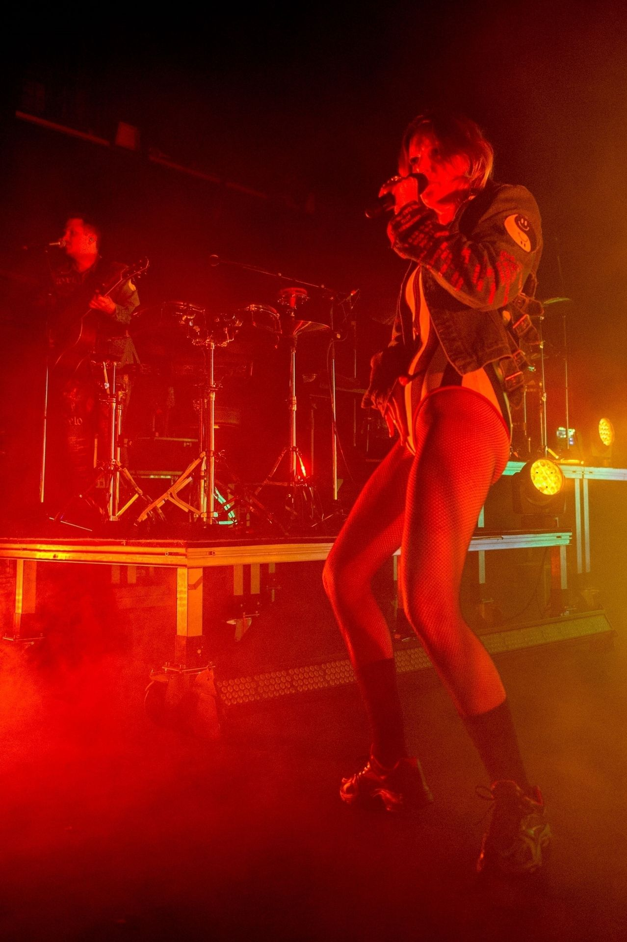Tove Lo Is In Concert Performing Live At O2 Forum Kentish Town In London 0046