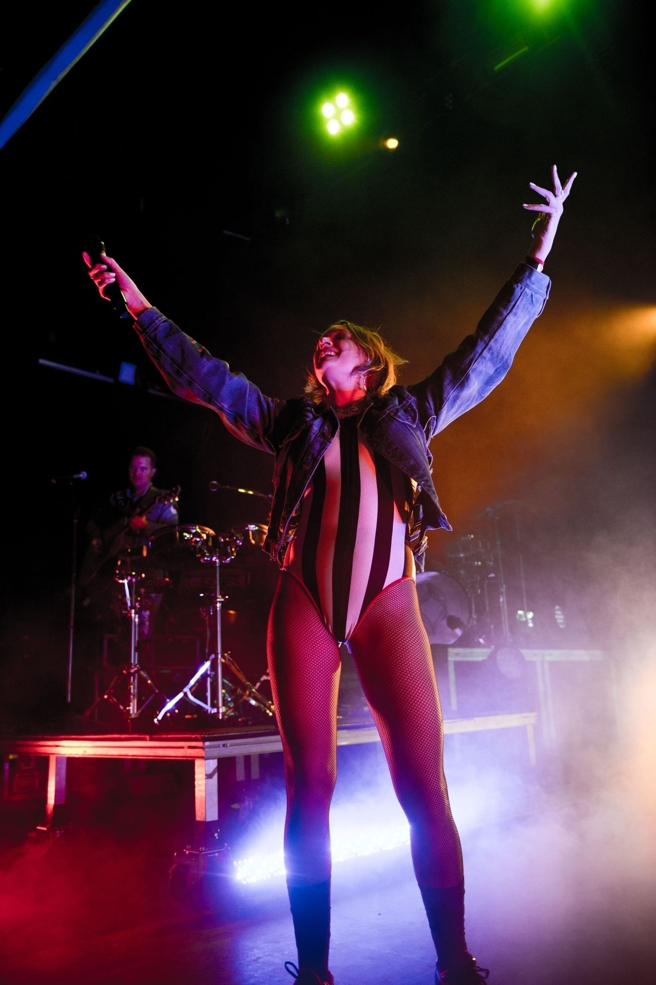 Tove Lo Is In Concert Performing Live At O2 Forum Kentish Town In London 0050