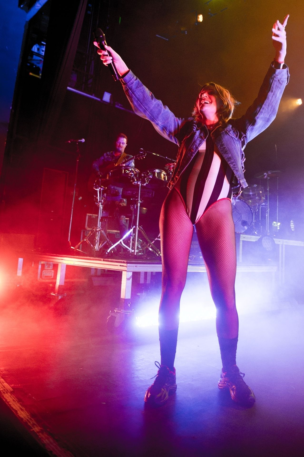 Tove Lo Is In Concert Performing Live At O2 Forum Kentish Town In London 0051