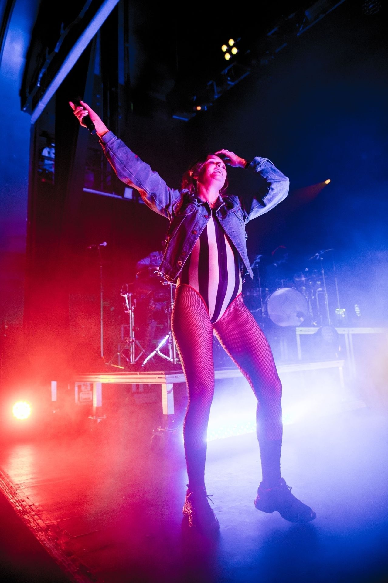Tove Lo Is In Concert Performing Live At O2 Forum Kentish Town In London 0052