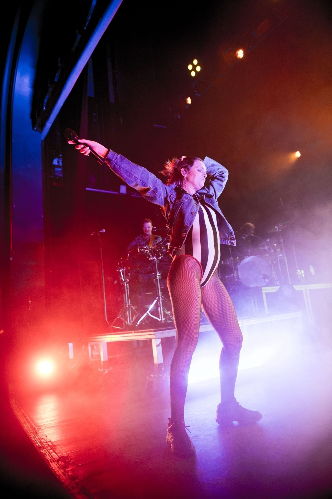 Tove Lo Is In Concert Performing Live At O2 Forum Kentish Town In London 0053