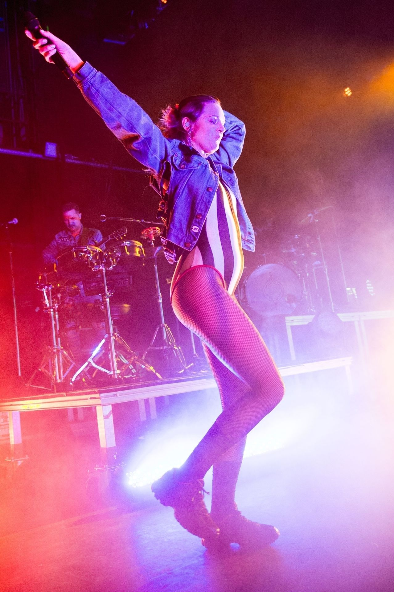 Tove Lo Is In Concert Performing Live At O2 Forum Kentish Town In London 0054