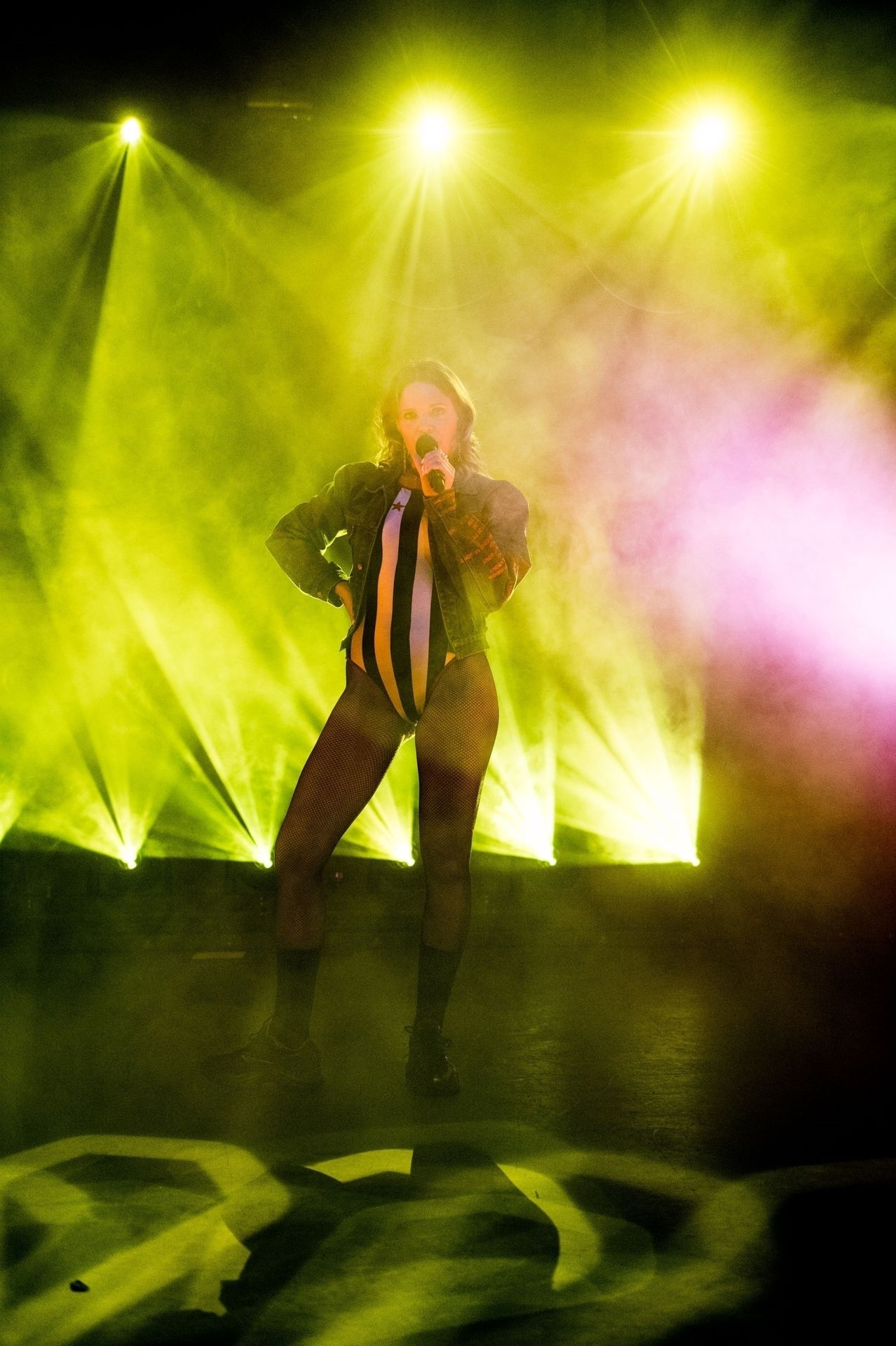 Tove Lo Is In Concert Performing Live At O2 Forum Kentish Town In London 0061